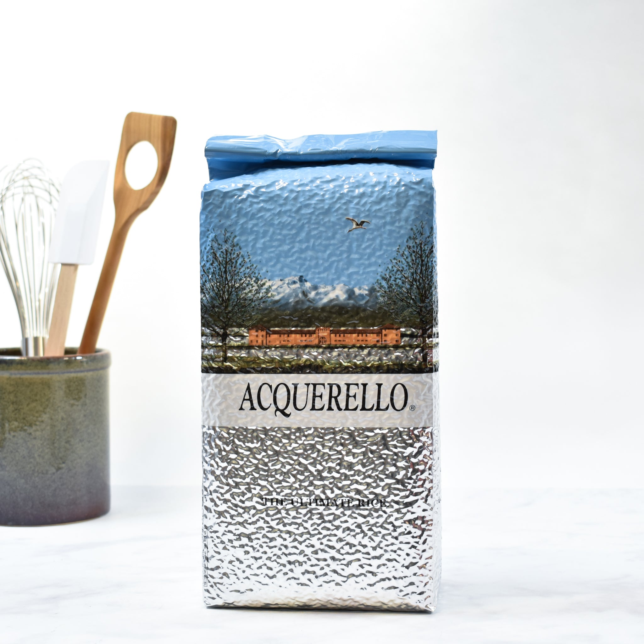 Acquerello Aged Carnaroli Rice 2.5kg lifestyle photograph