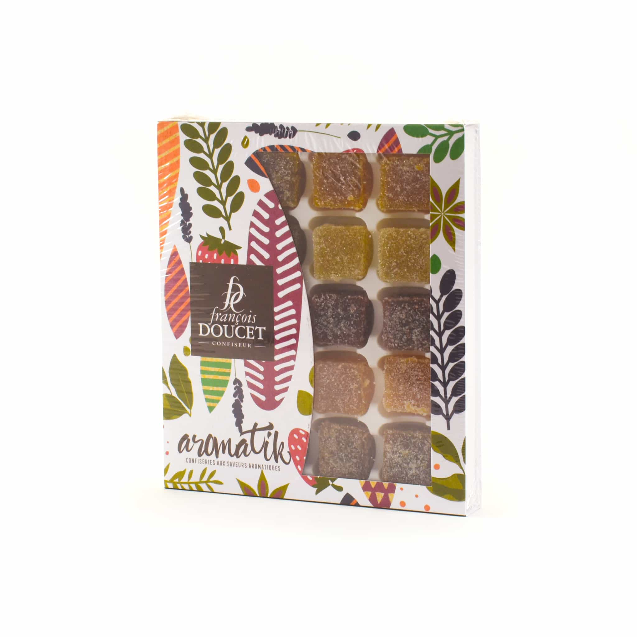 Francois Doucet Aromatic Fruit Jellies 200g