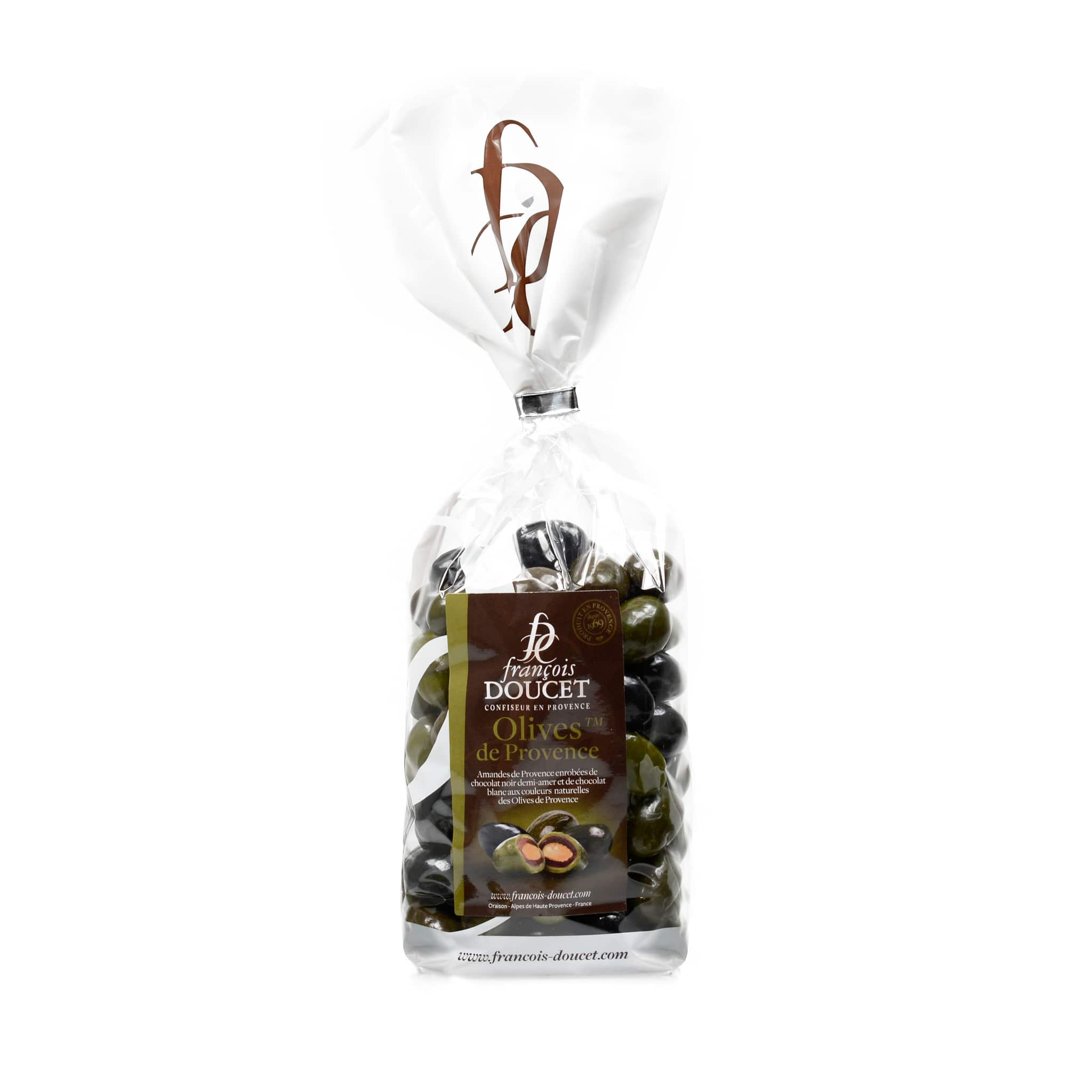 Francois Doucet Chocolate Olives 200g