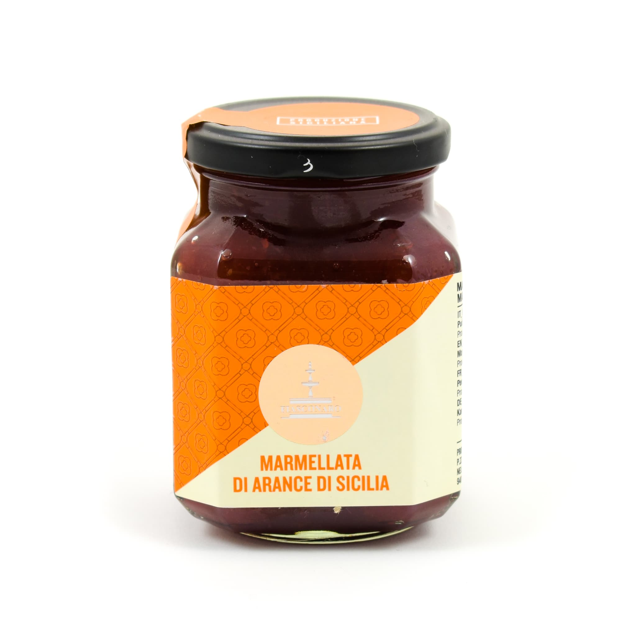 Fiasconaro Orange Marmalade 360g