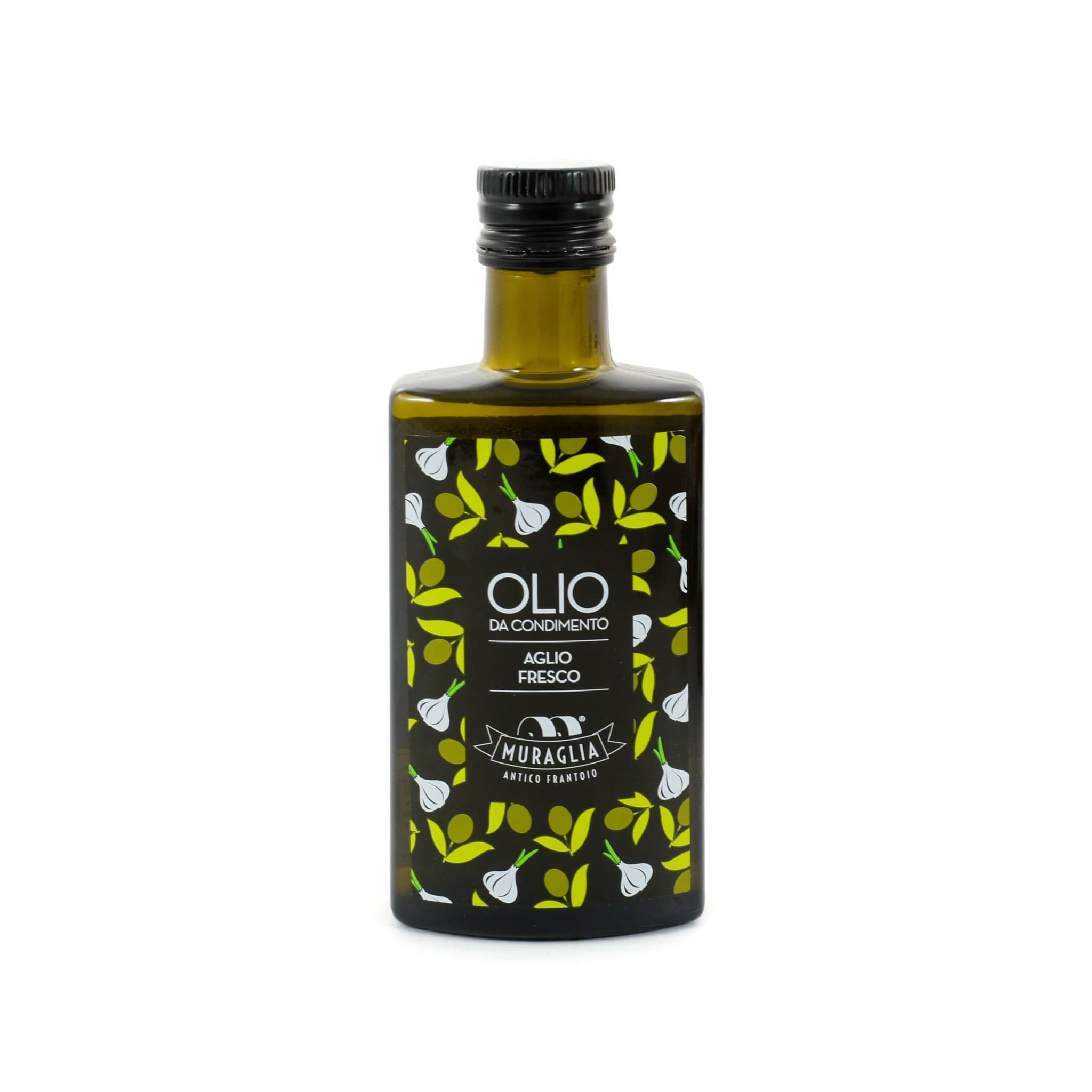 Frantoio Muraglia Aromatic Garlic Extra Virgin Olive Oil