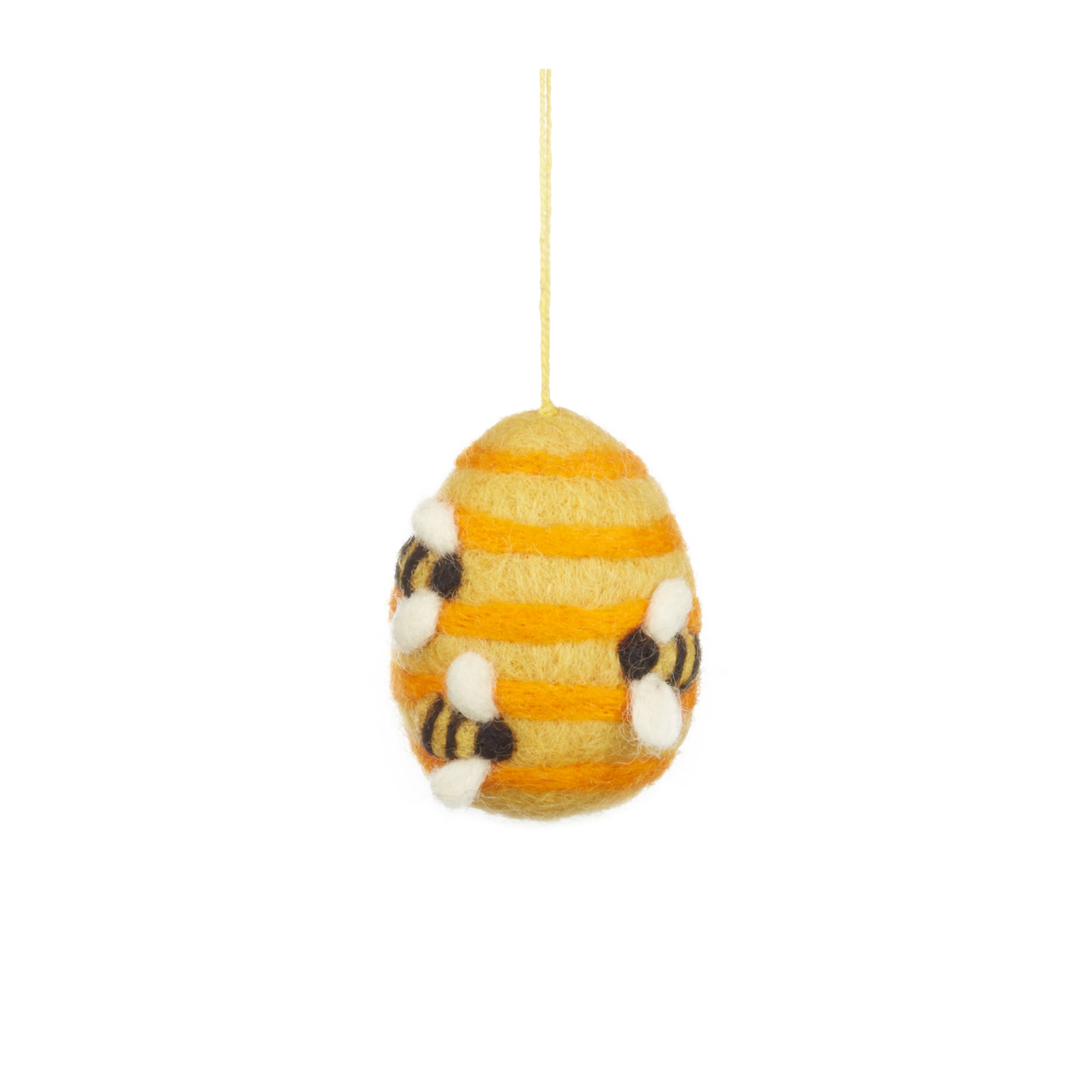 Felt So Good Busy Beehive Felt Tree Decoration Gifts Christmas Decoration
