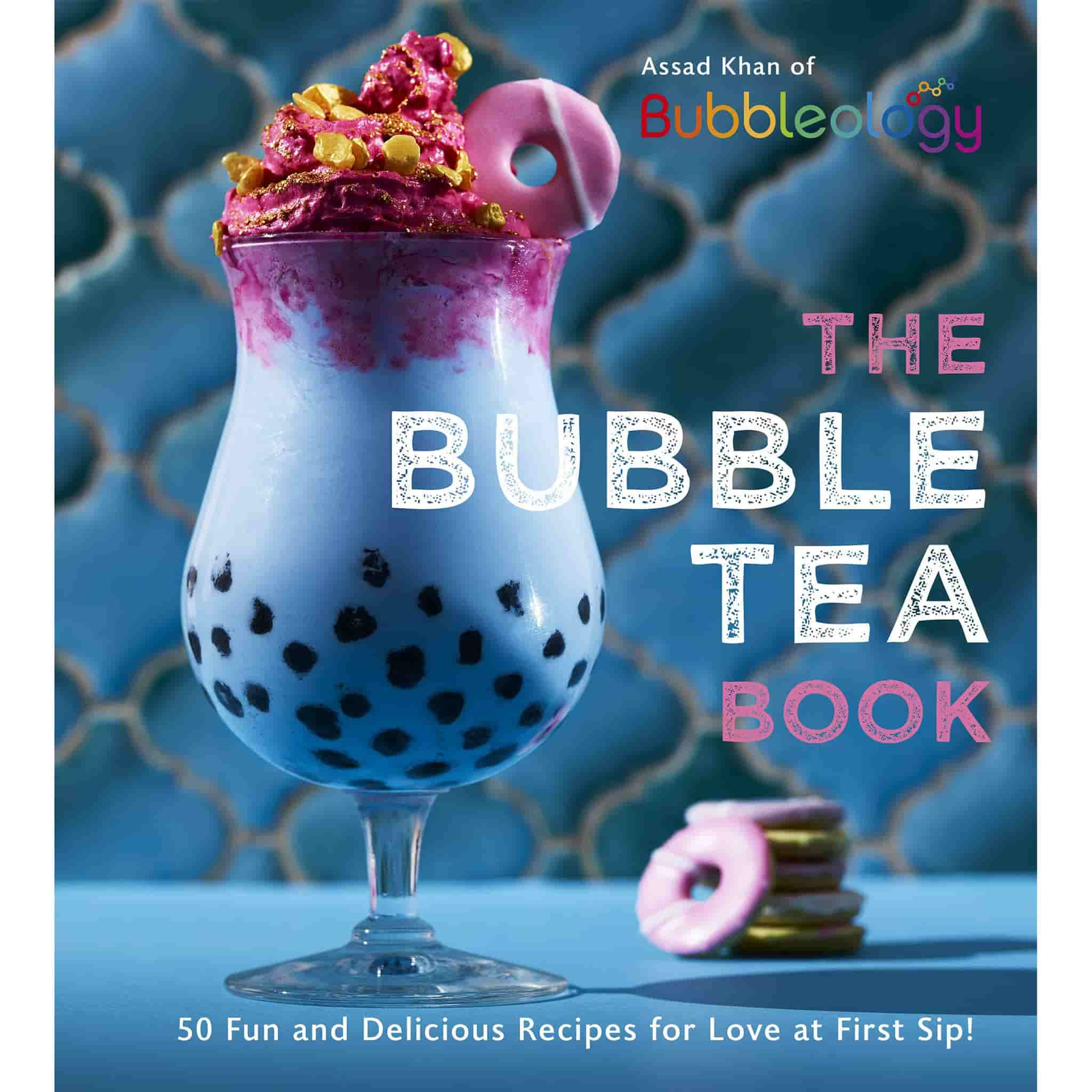 The Bubble Tea Book by Assad Khan