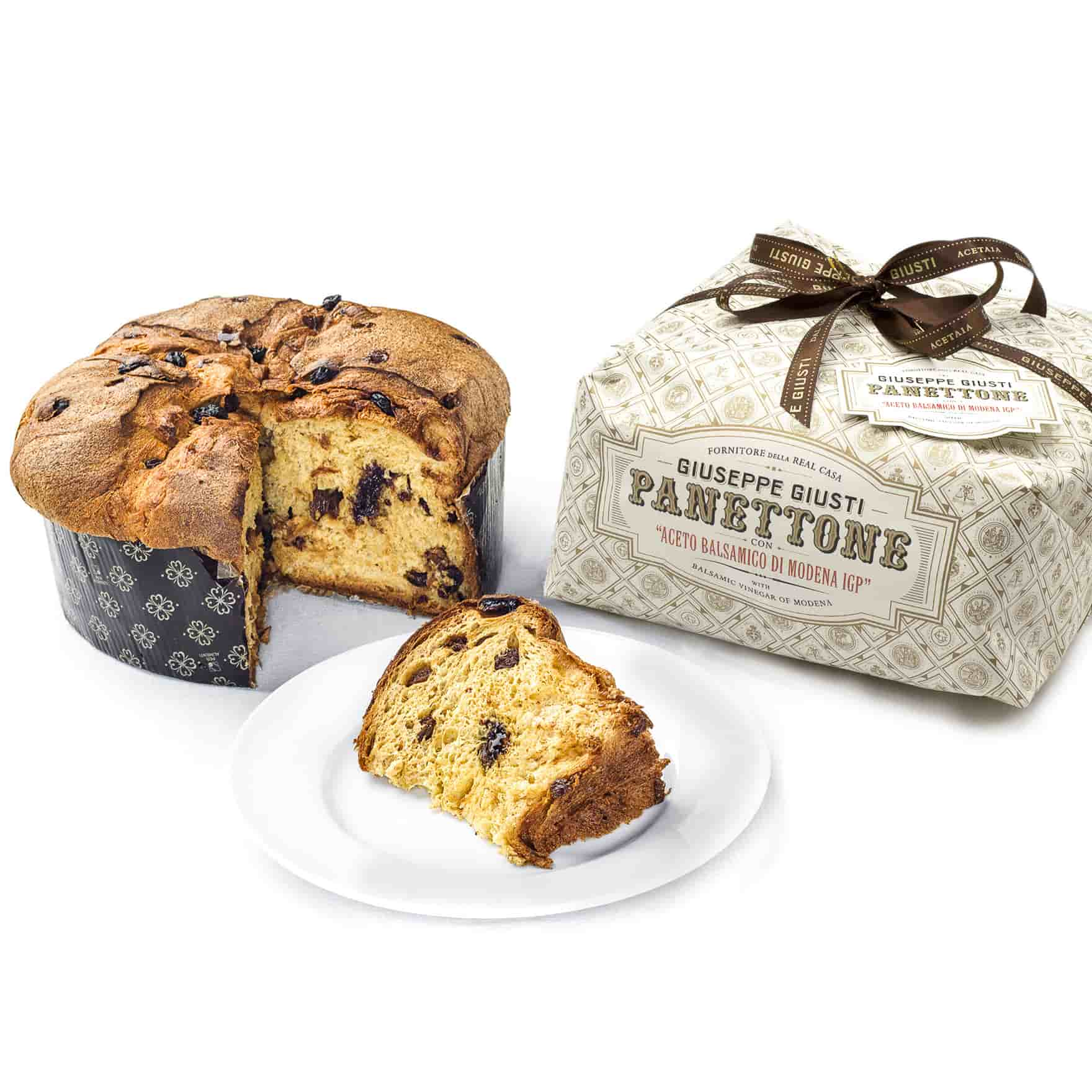 Giuseppe Giusti Panettone with Balsamic Vinegar 1kg