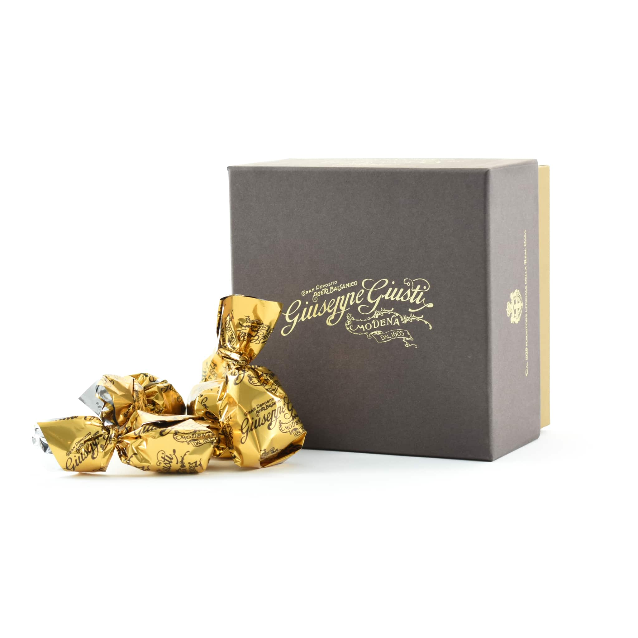 Giuseppe Giusti Chocolates with Balsamic Vinegar of Modena IGP 250g