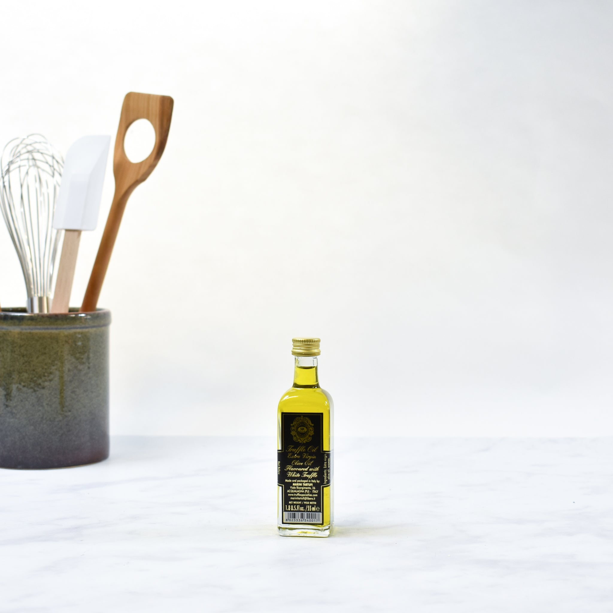 White Truffle Oil 55ml  lifestyle photograph