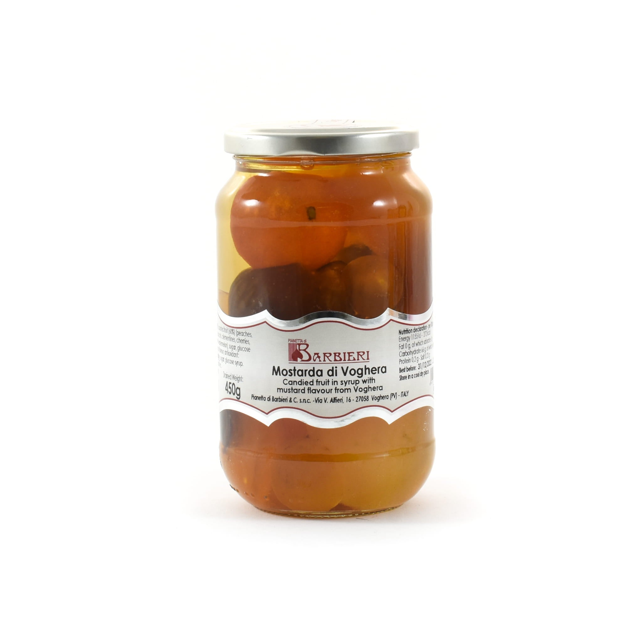 Mixed Fruit Mostarda 750g