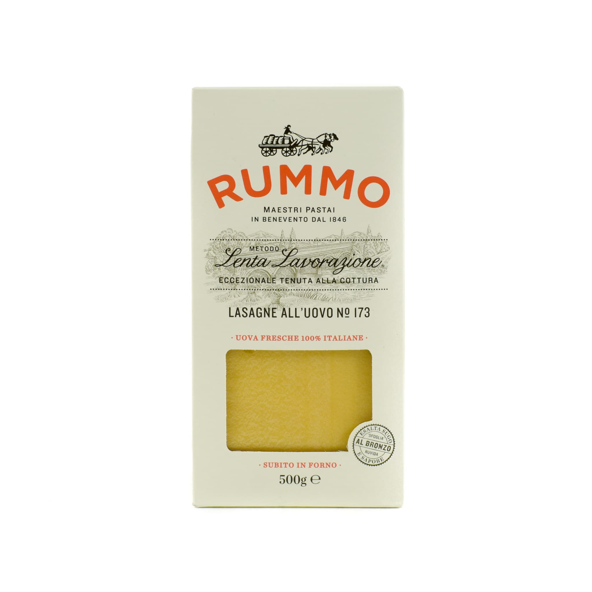 Rummo Lasagne All'Uovo 500g
