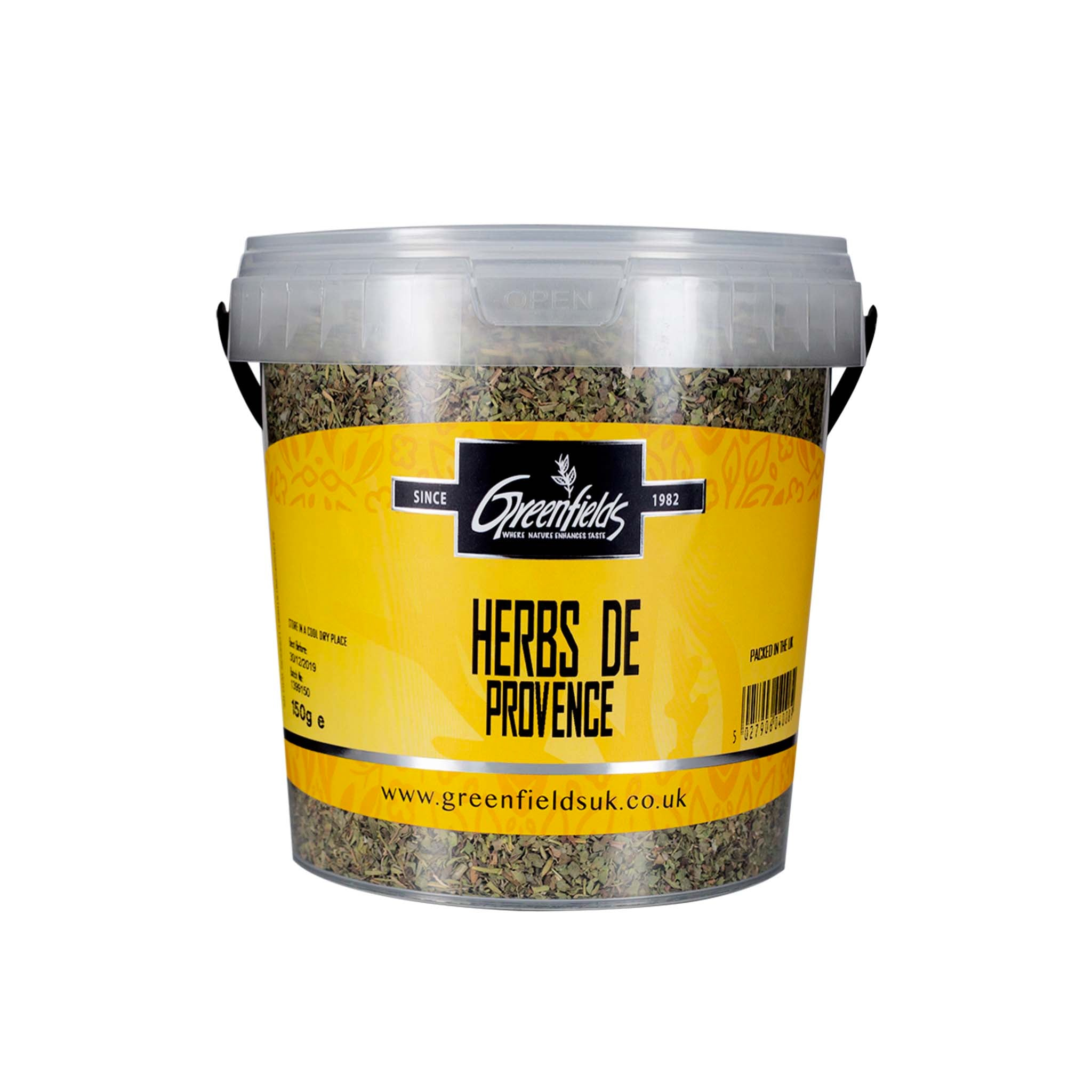 Greenfields Herbs De Provence Catering Size Ingredients Herbs & Spices Catering Size Herbs & Spices