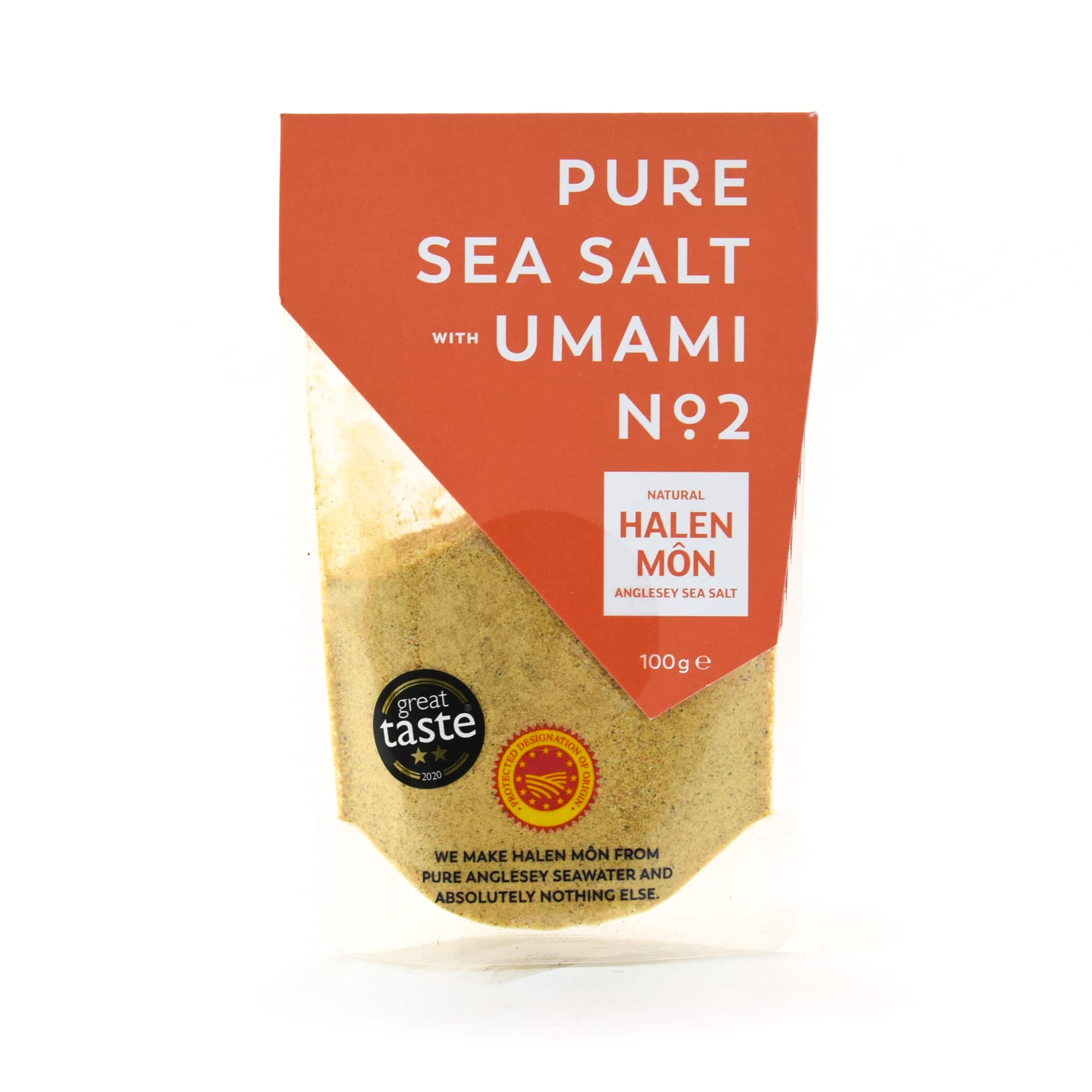 Halen Môn Umami Sea Salt 100g