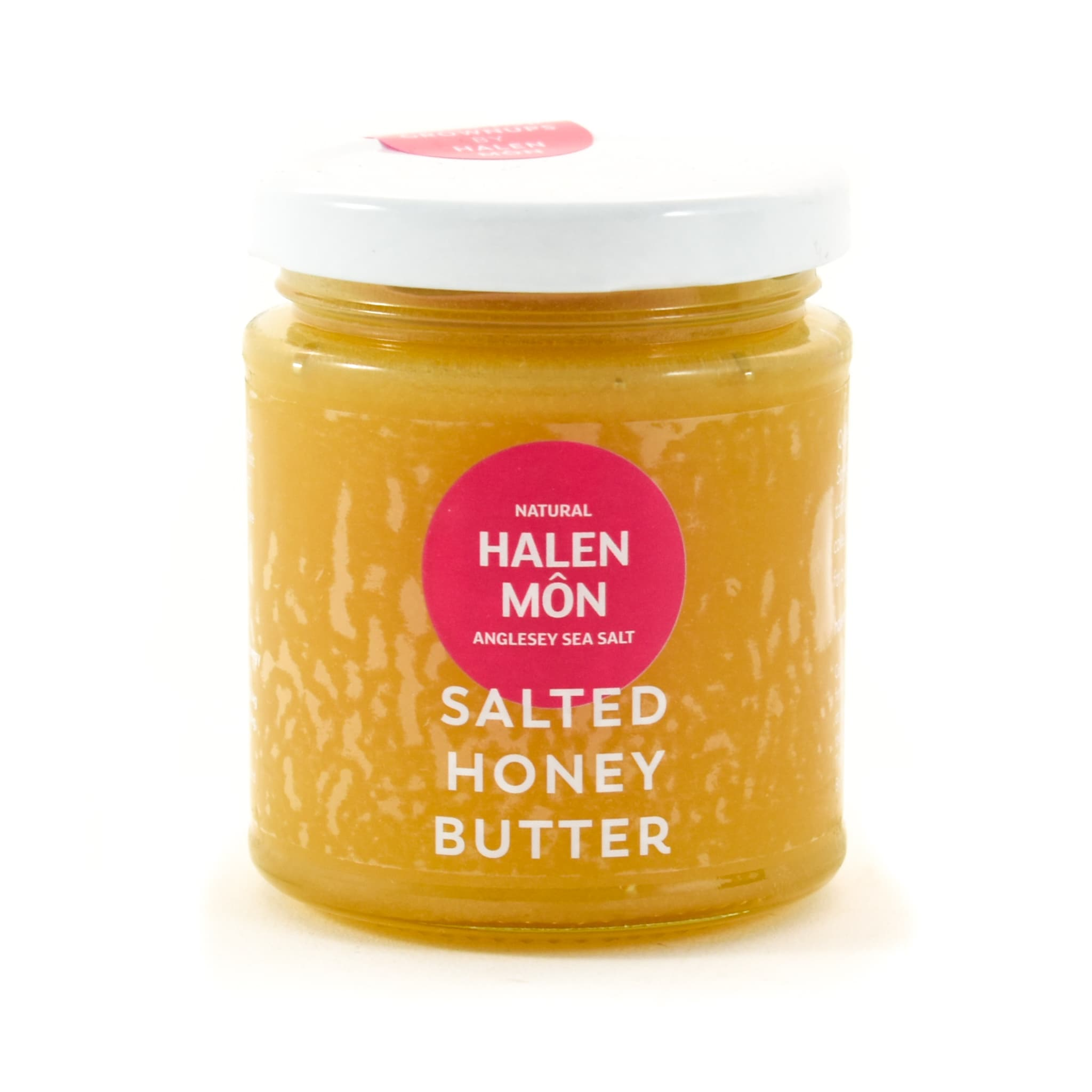 Halen Môn Salted Butter Honey 225g