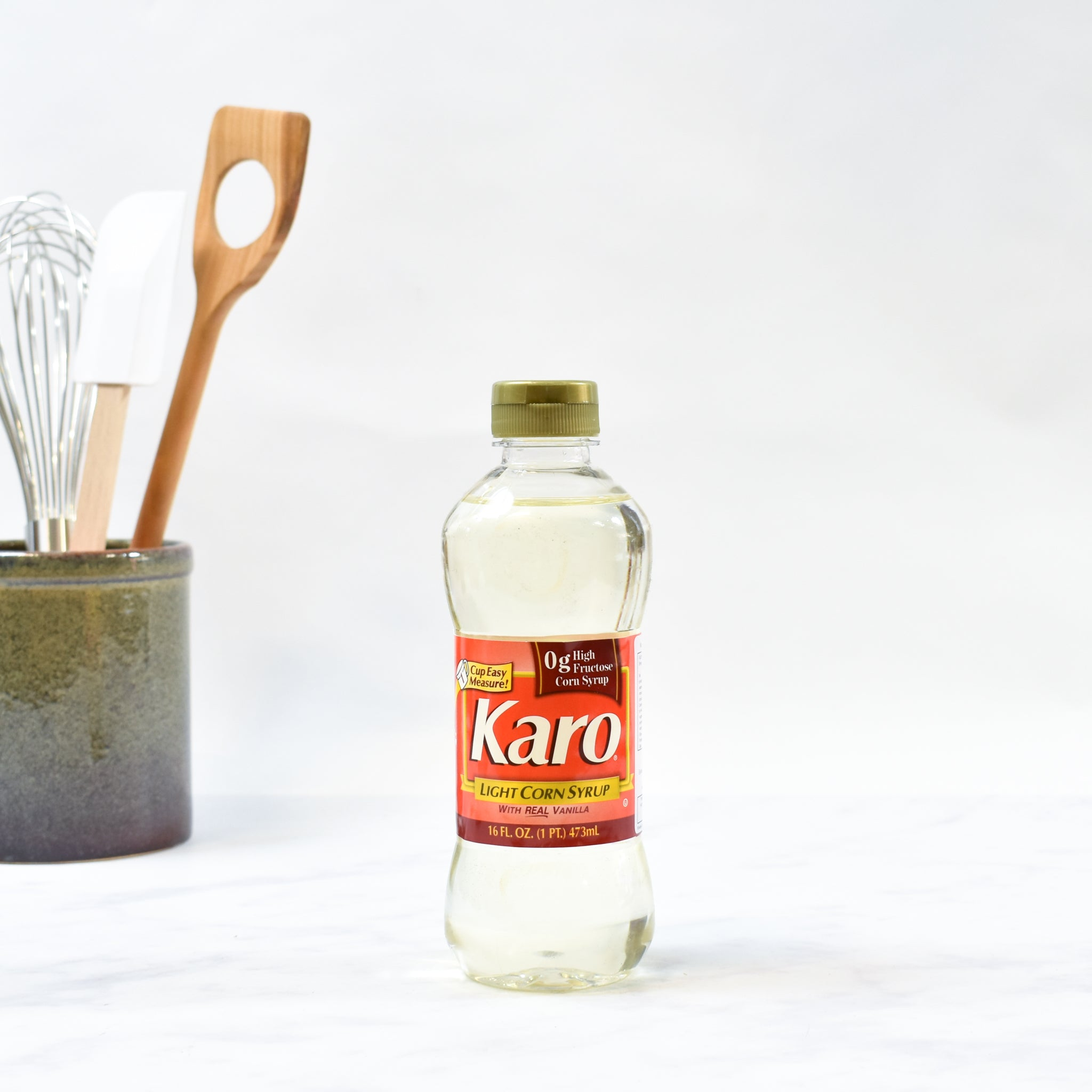 Karo Light Corn Syrup - Red 473ml lifestyle photograph