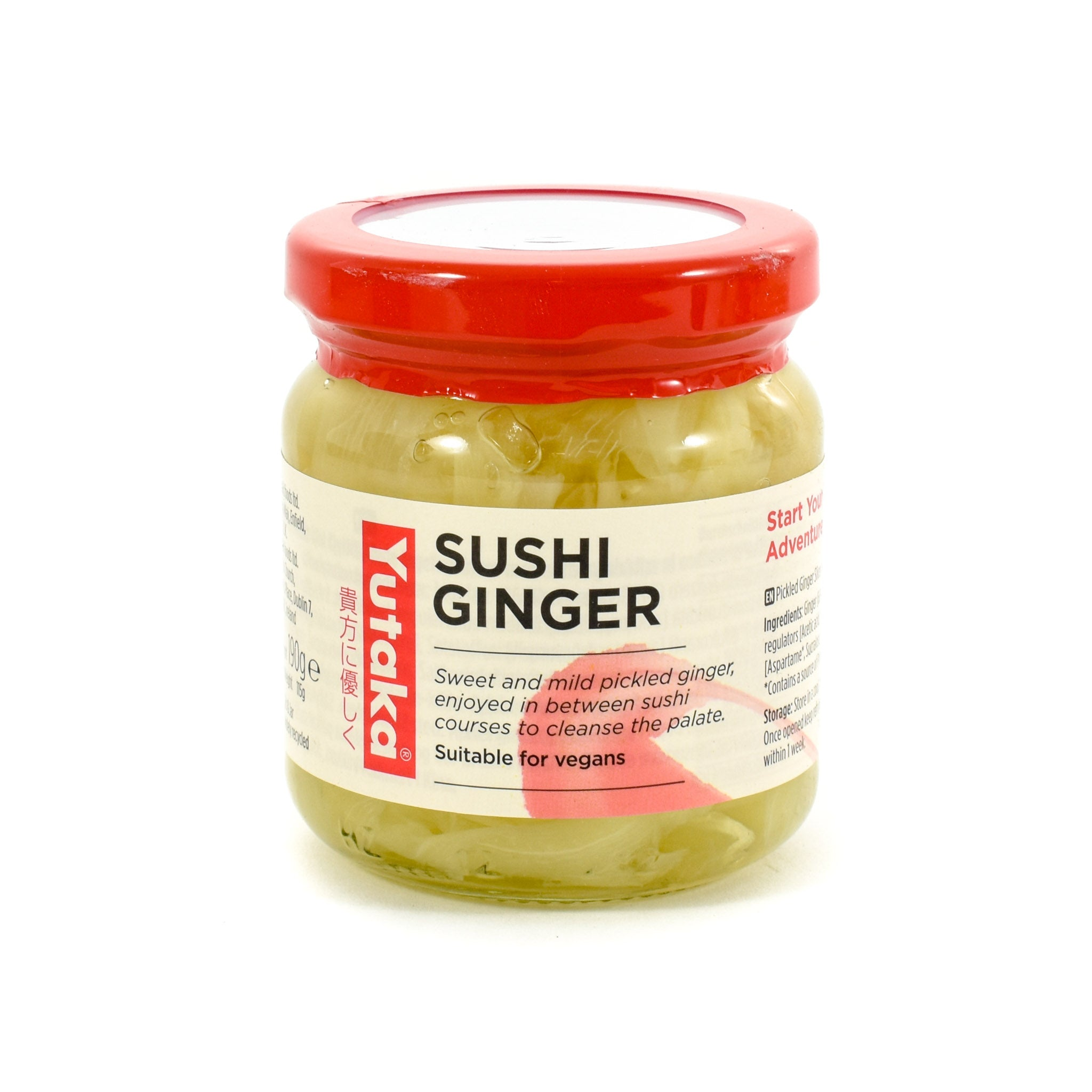 Pickled Sushi Ginger 190g