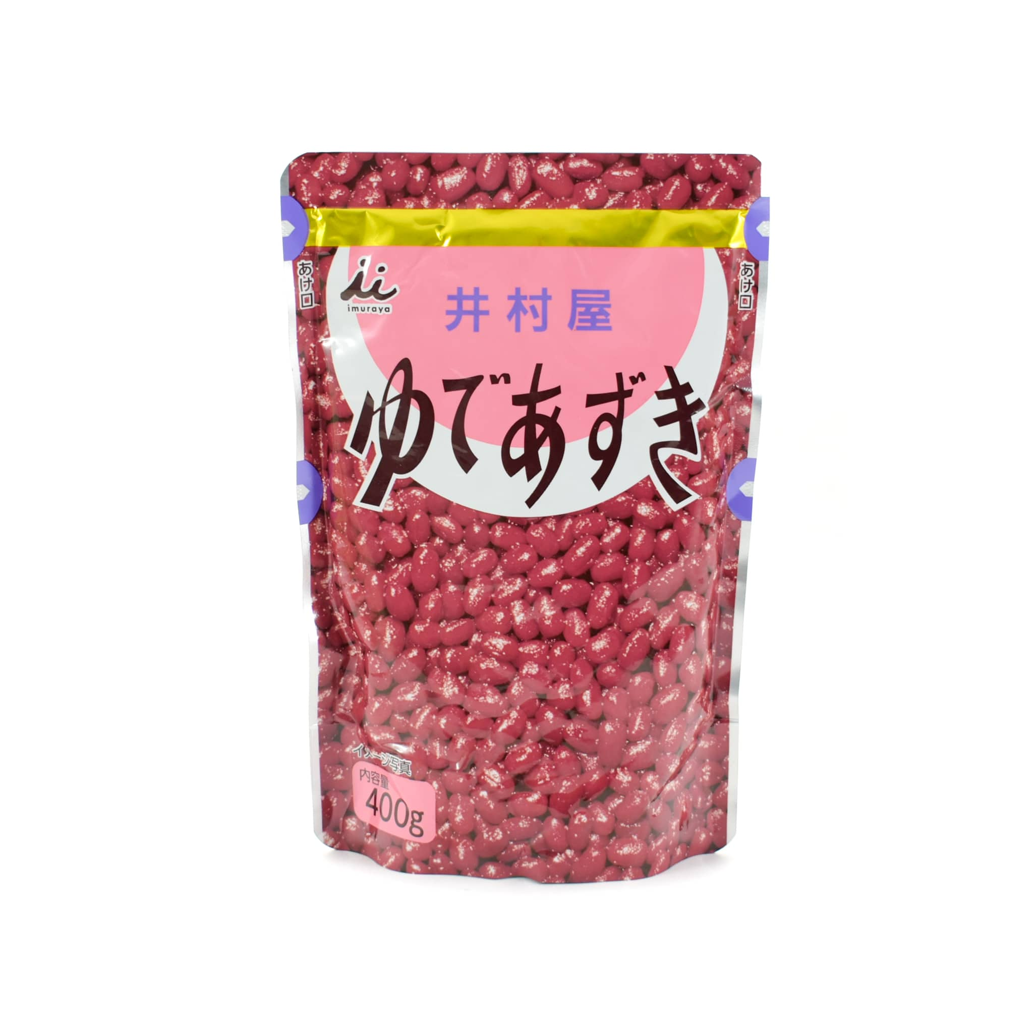 Sweet Cooked Azuki Beans 400g