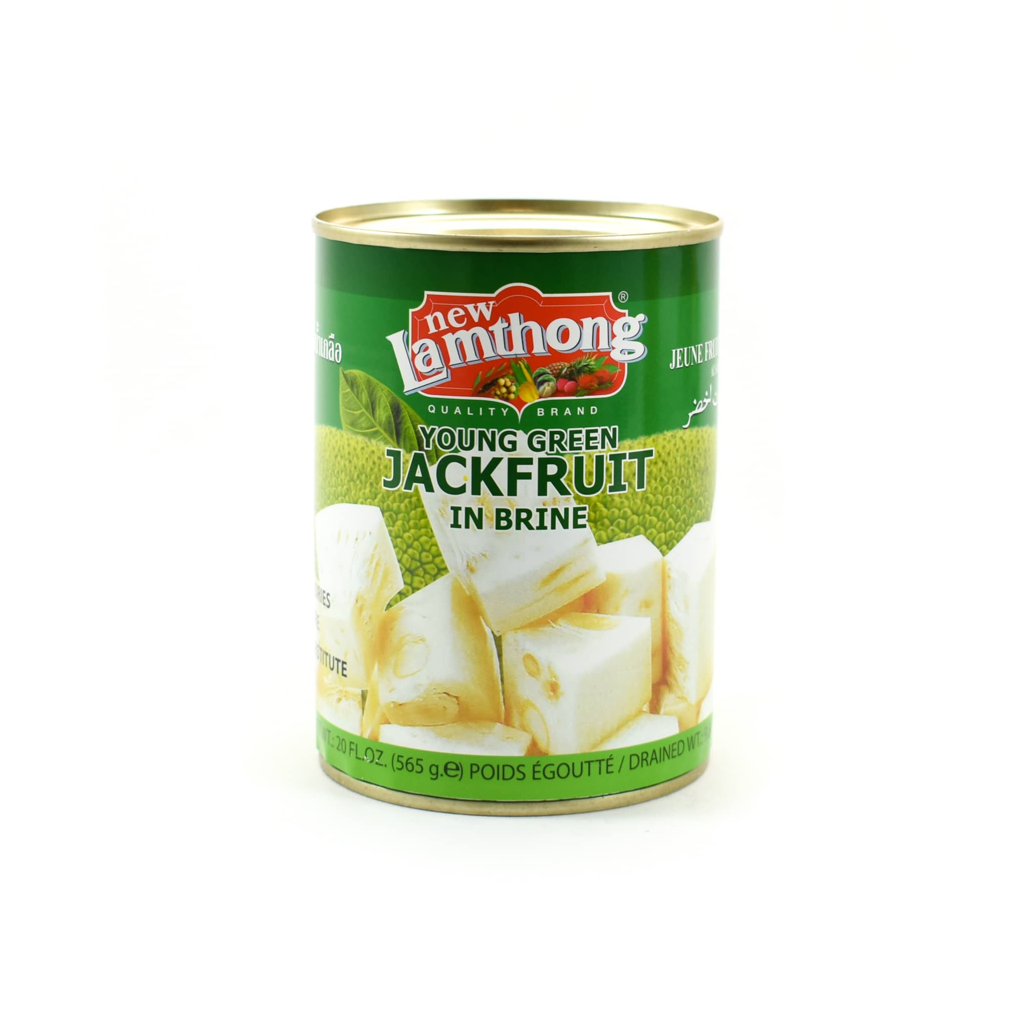 Young Green Jackfruit 565g