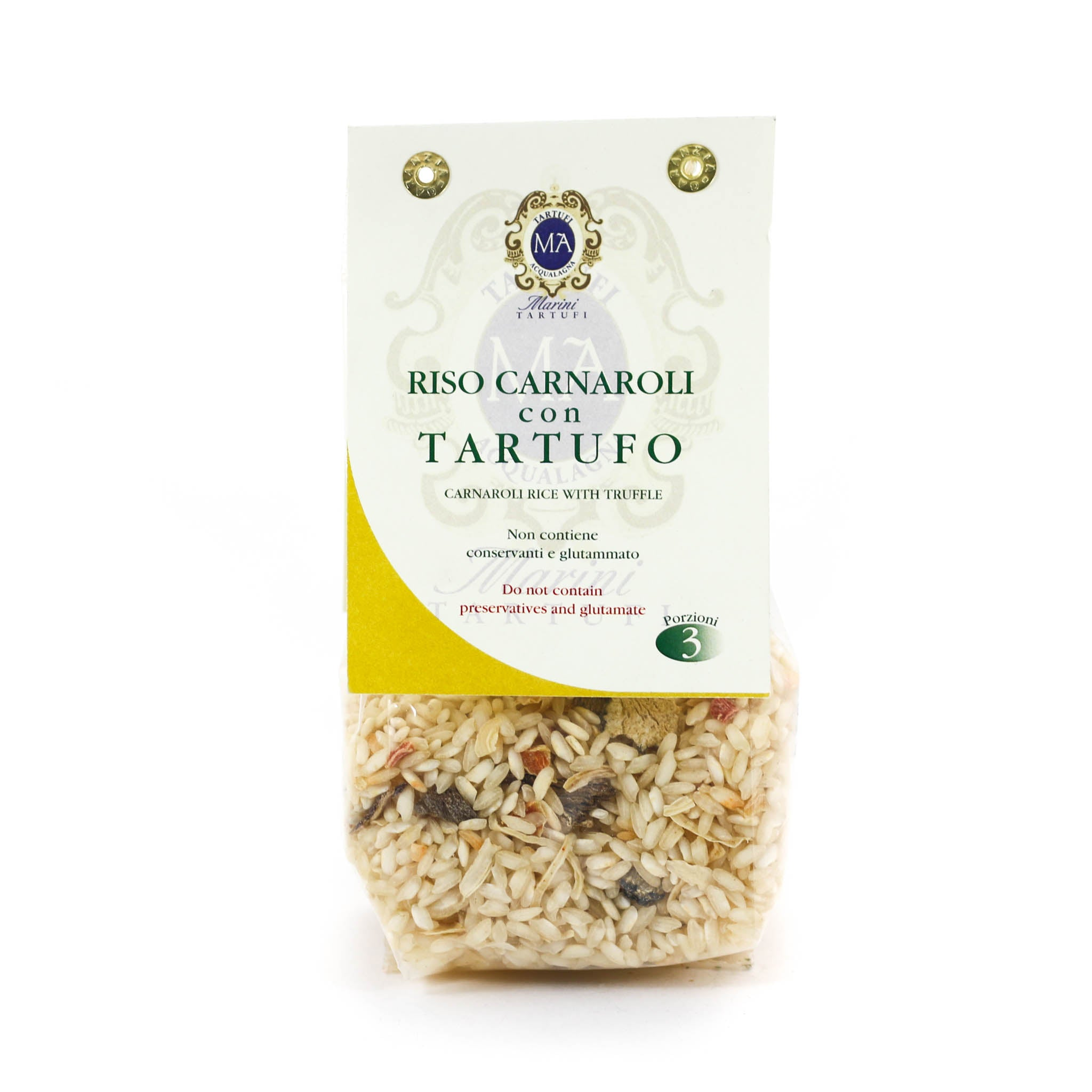 Carnaroli Risotto Rice With Truffle 250g