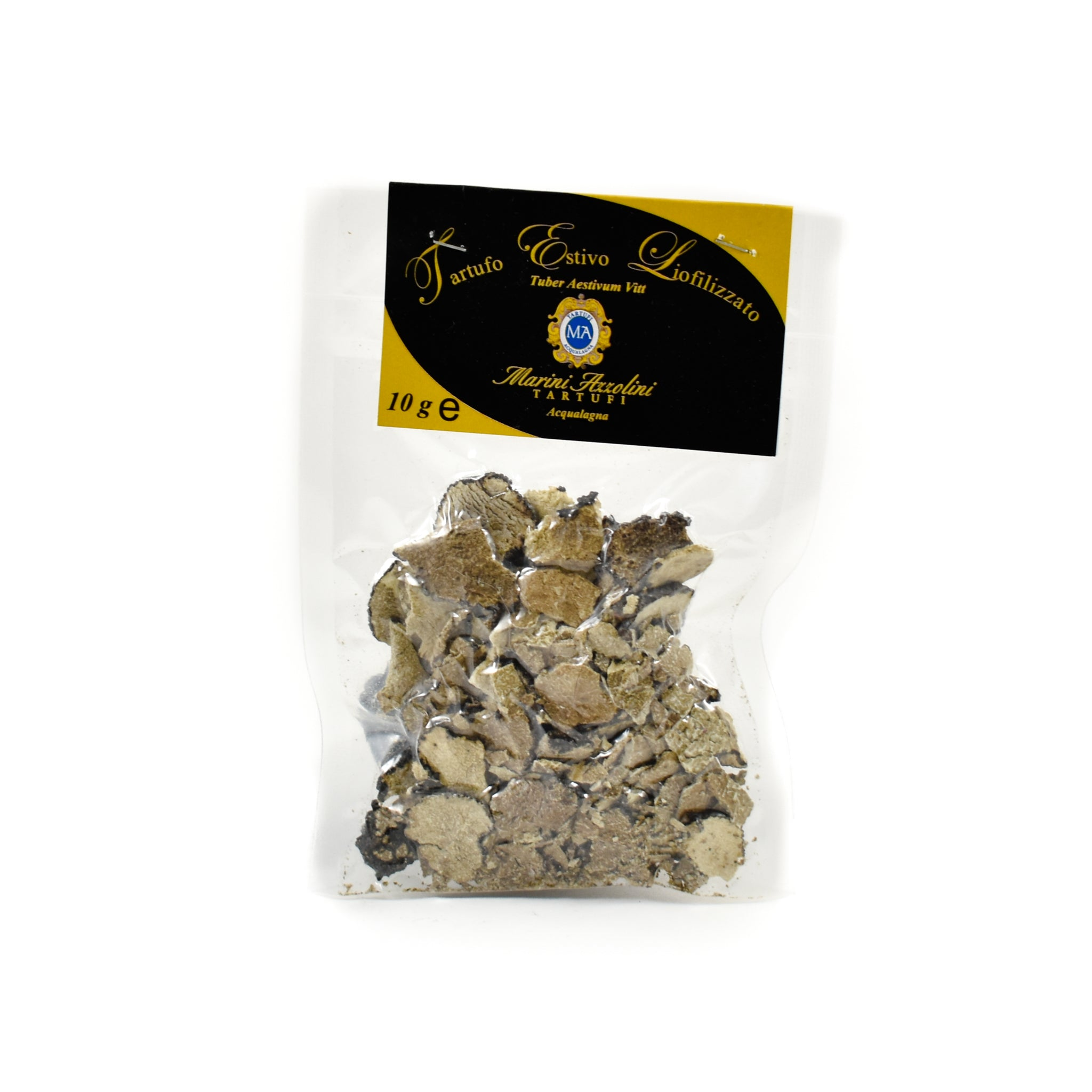 Marini Azzolini Freeze Dried Summer Truffle 10g Ingredients Mushrooms & Truffles Italian Food