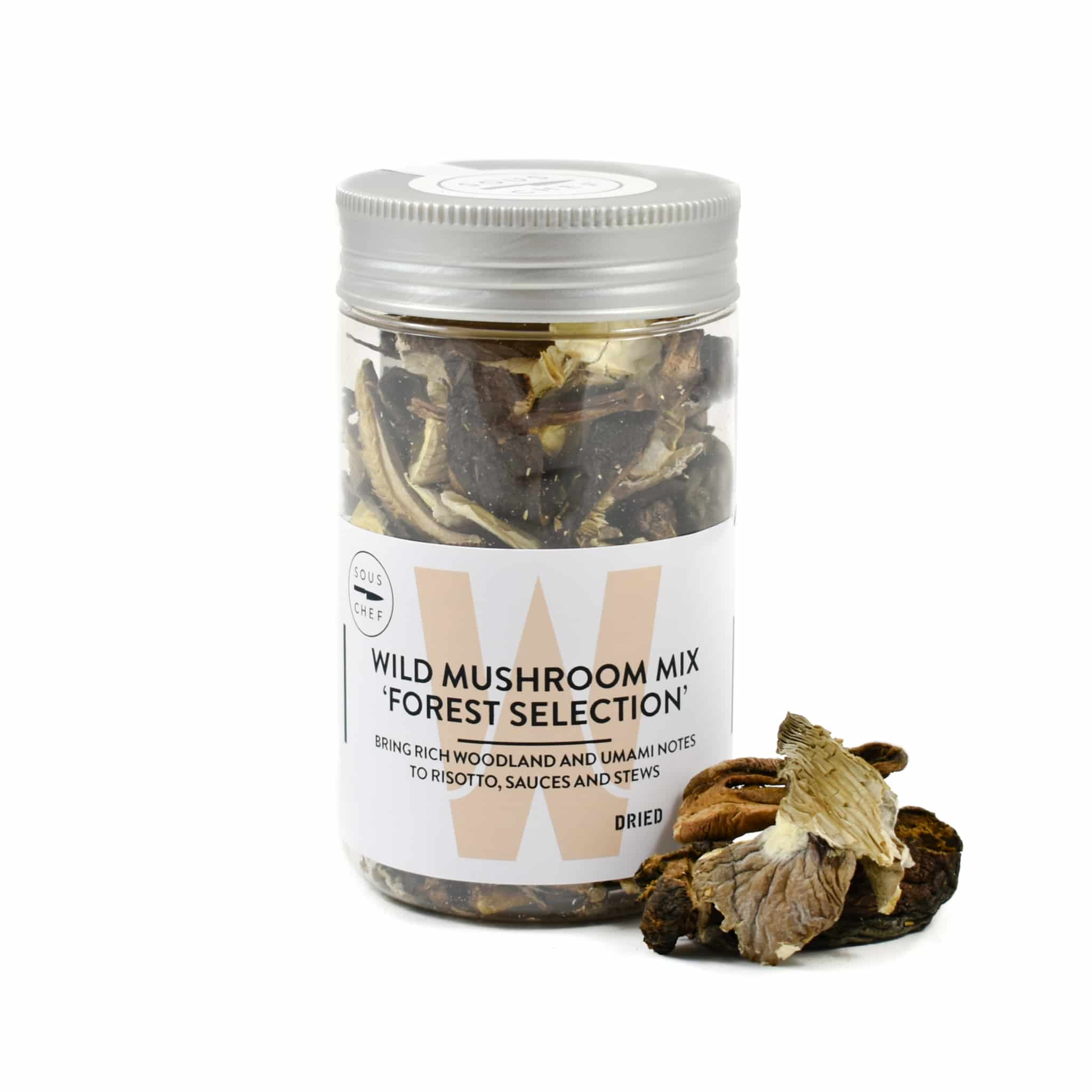 Sous Chef Wild Mushroom Mix - 'Forest Selection'
