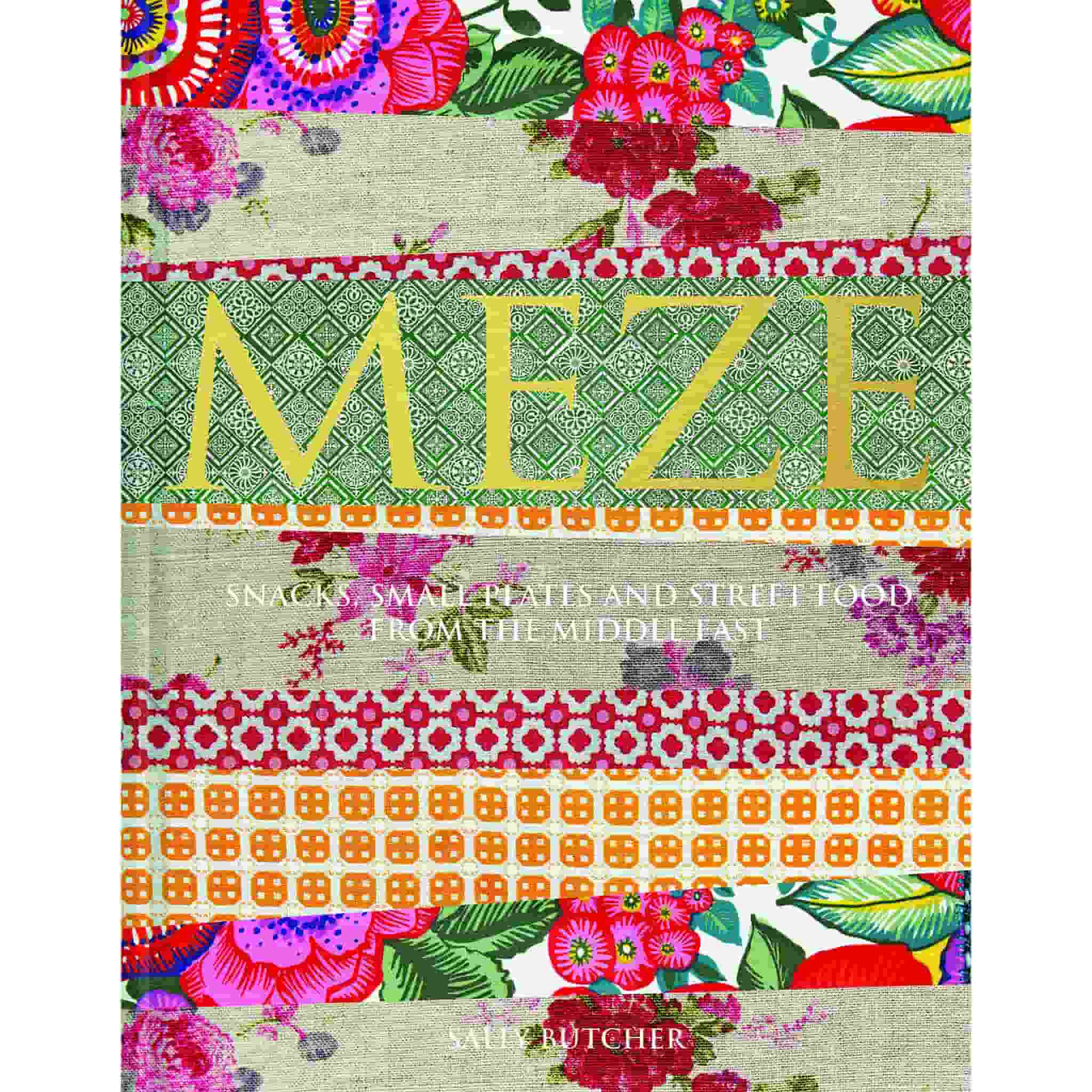 Meze by Sally Butcher