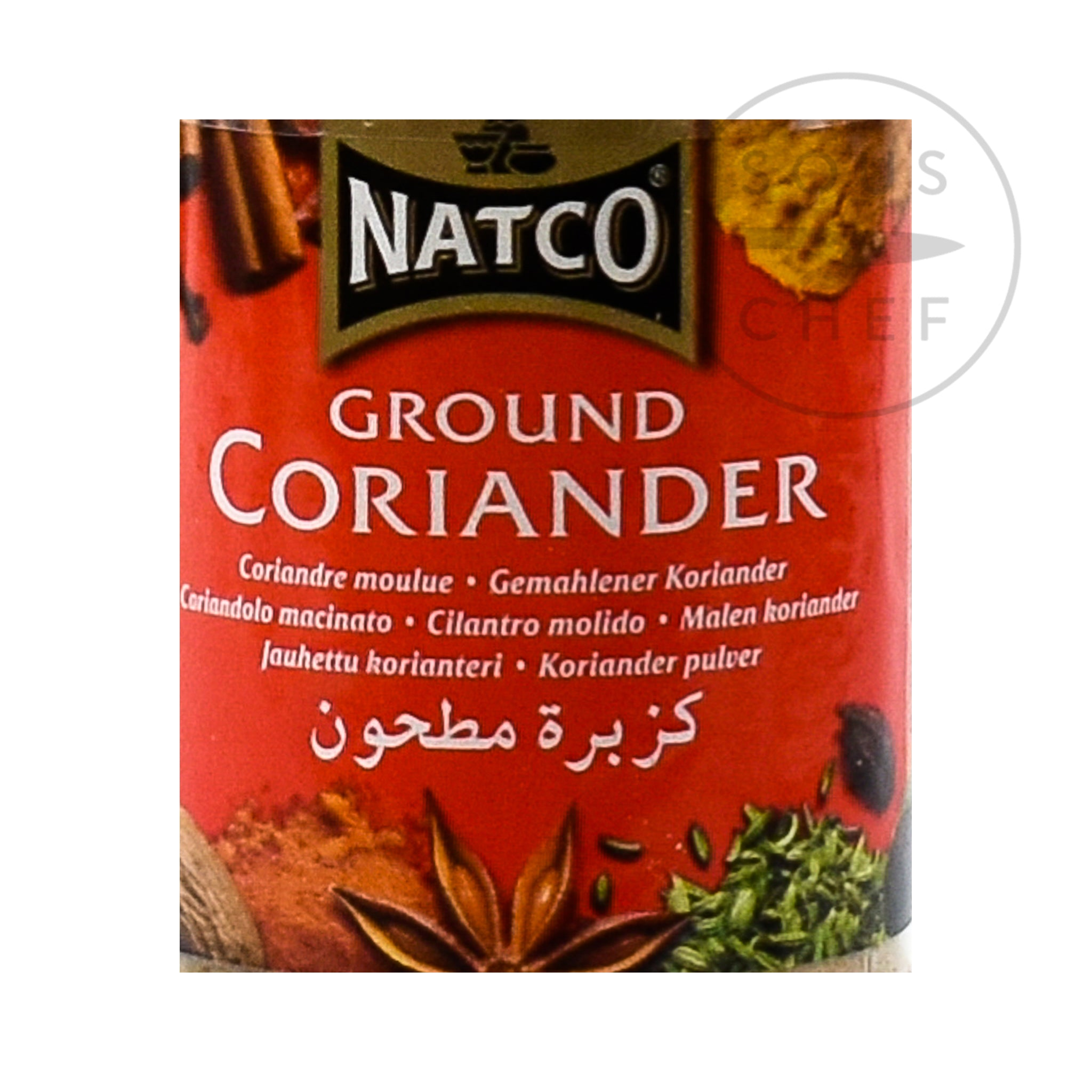 Natco Ground Coriander 70g