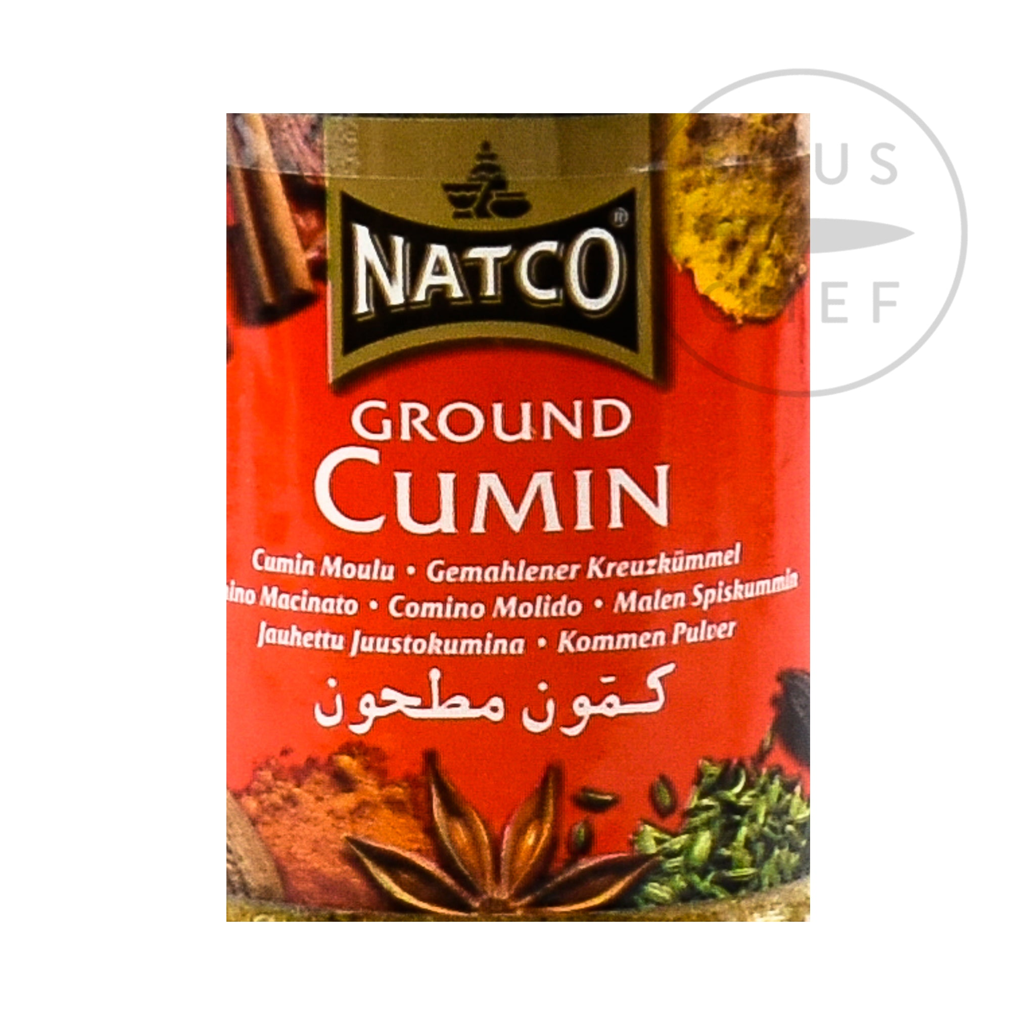 Natco Ground Cumin 70g