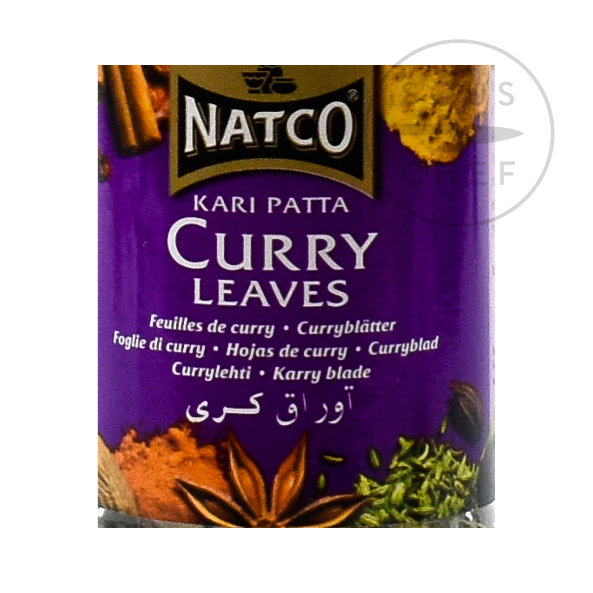 Natco Curry Leaves 10g