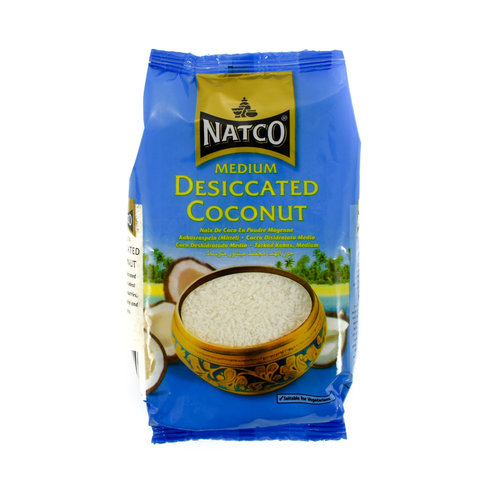 Natco Desiccated Coconut 300g