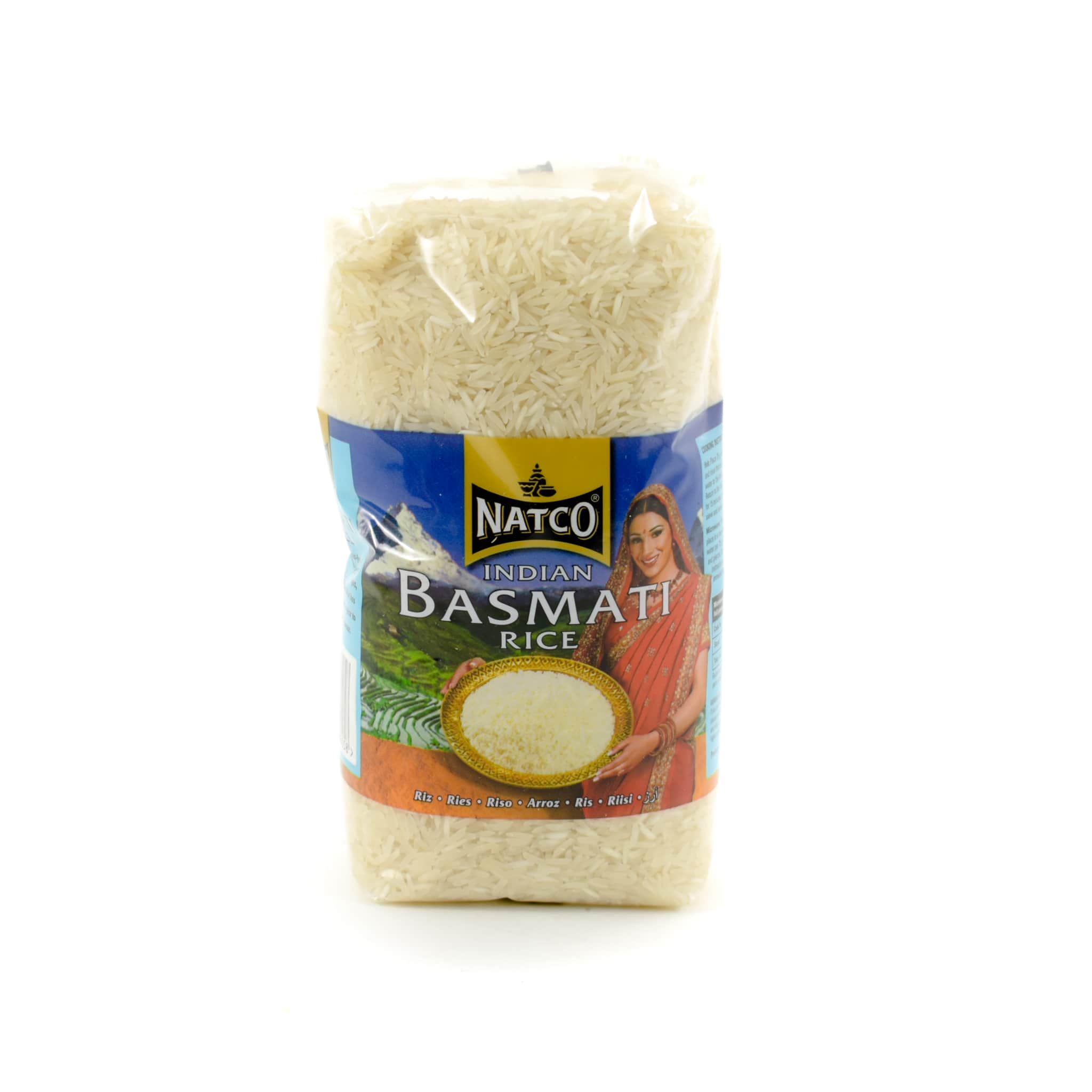 Natco Indian Basmati Rice 1kg