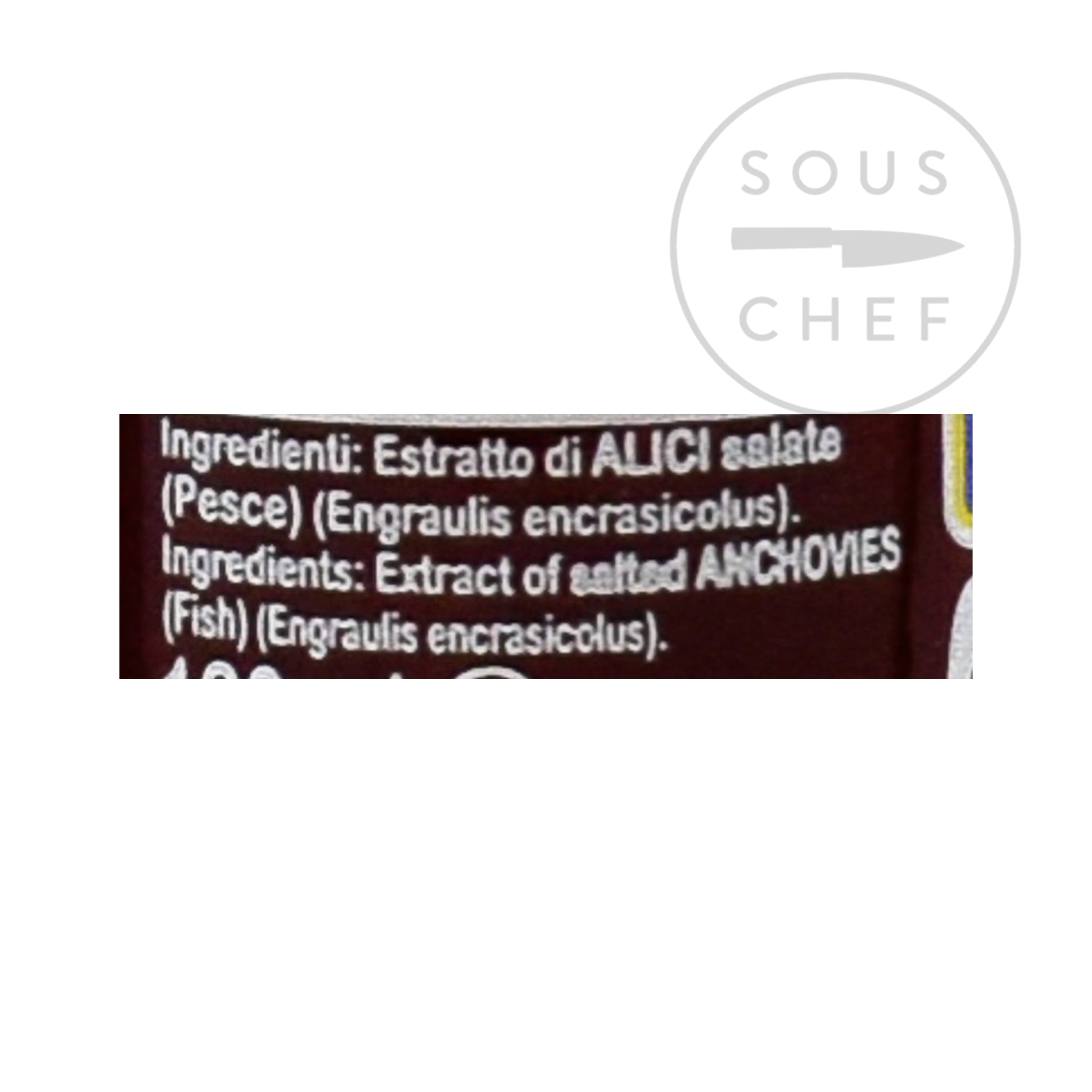 Colatura - Anchovy Extract 140ml