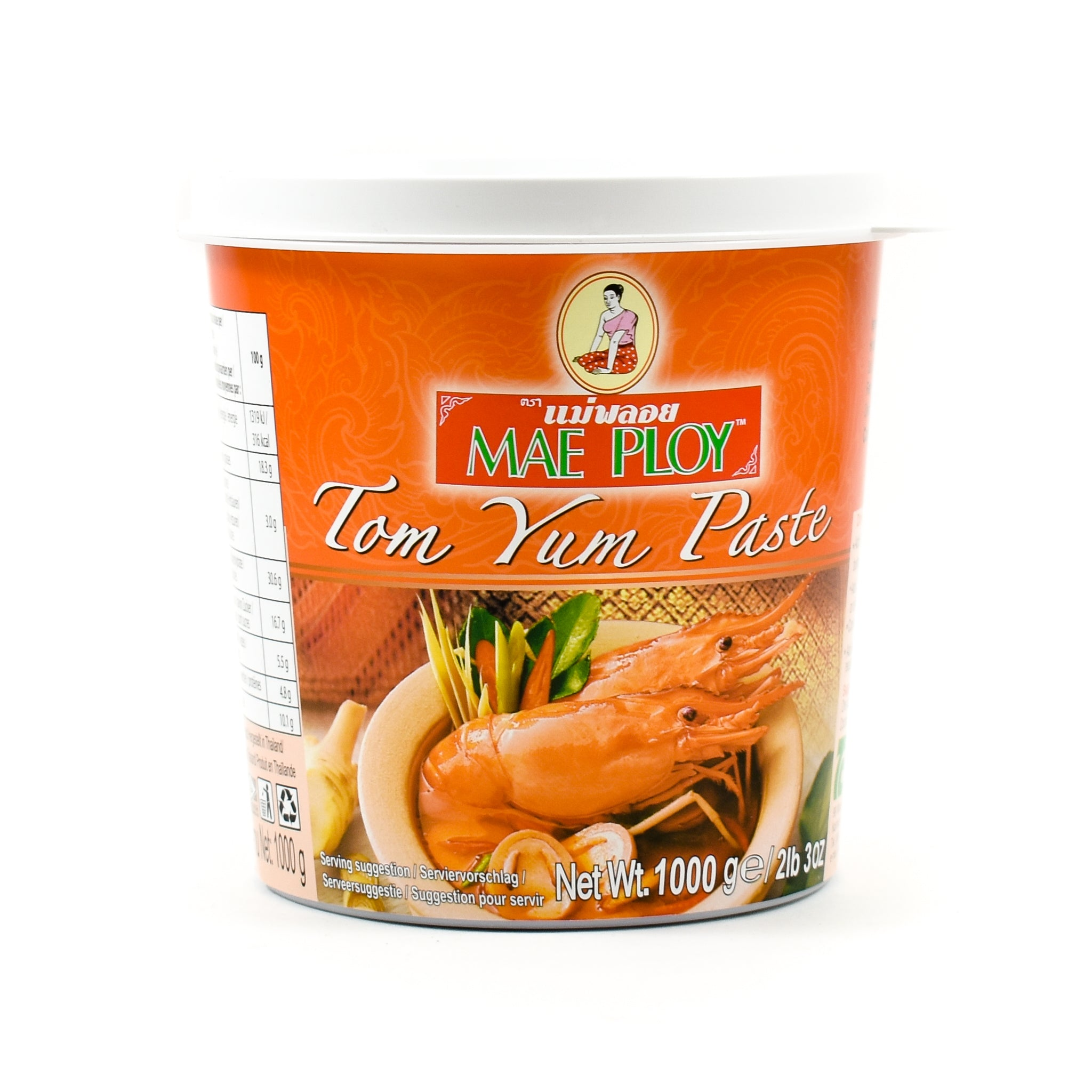 Mae Ploy Tom Yum Paste