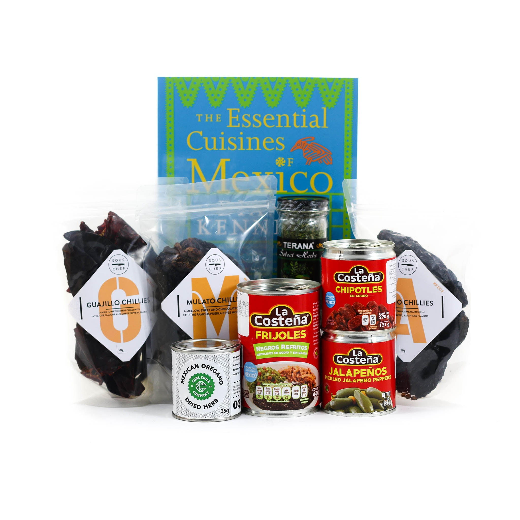 Authentic Mexican Cooking Set