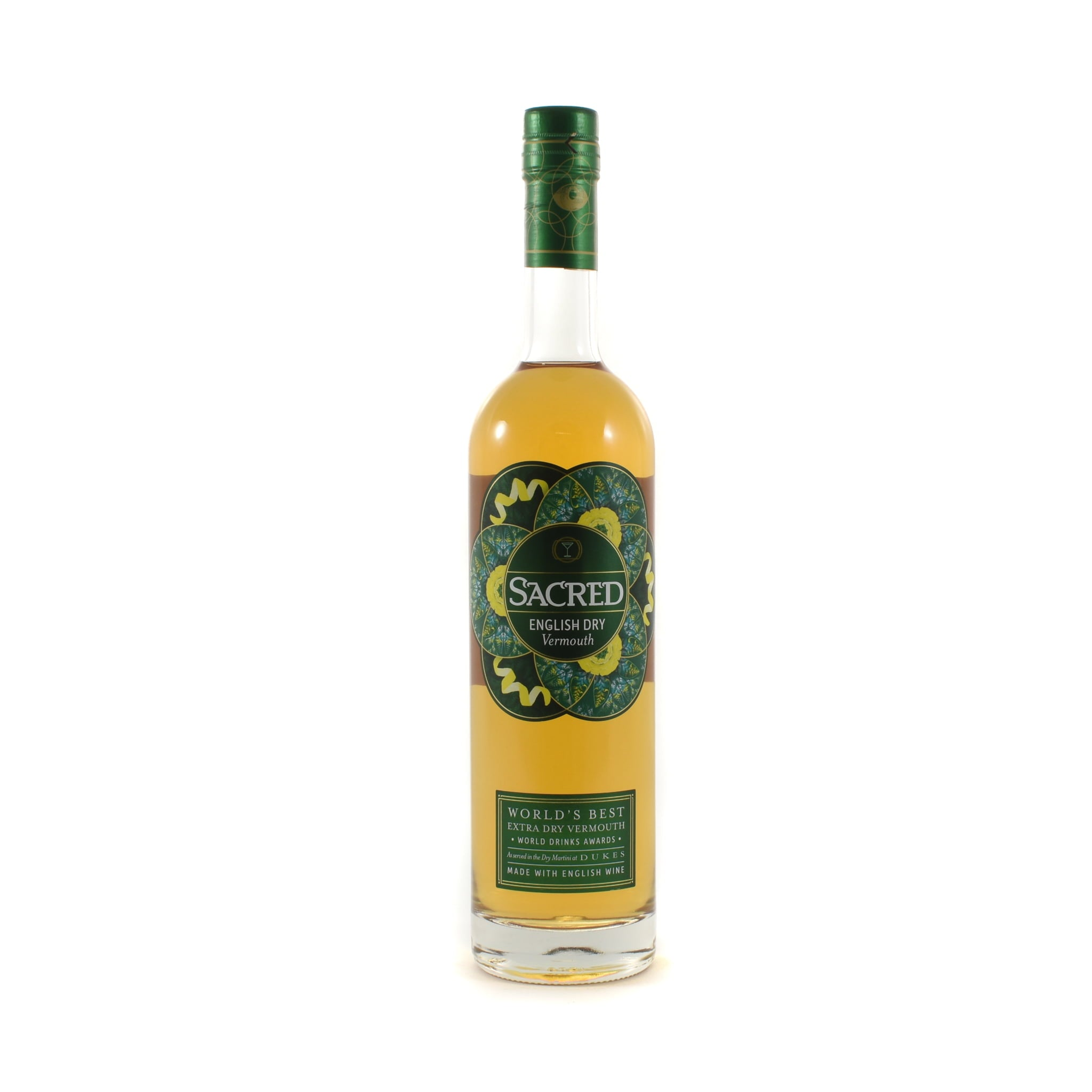 Sacred English Dry Vermouth 50cl