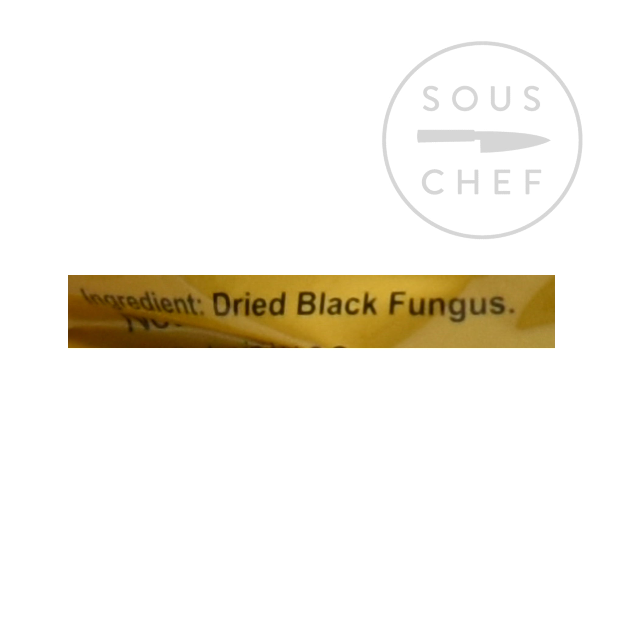 Black Fungus - Wood Ear 100g