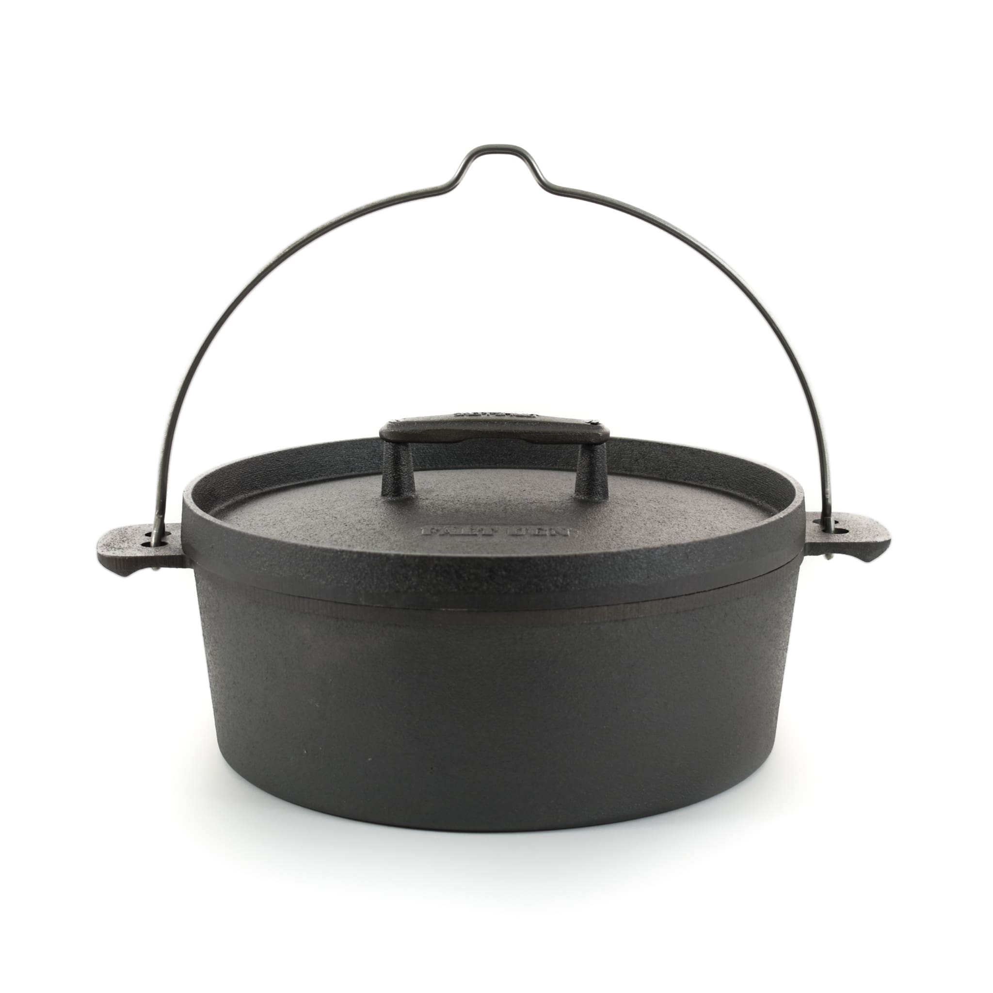 Skeppshult Traditional Cast Iron Dutch Oven 5.5l