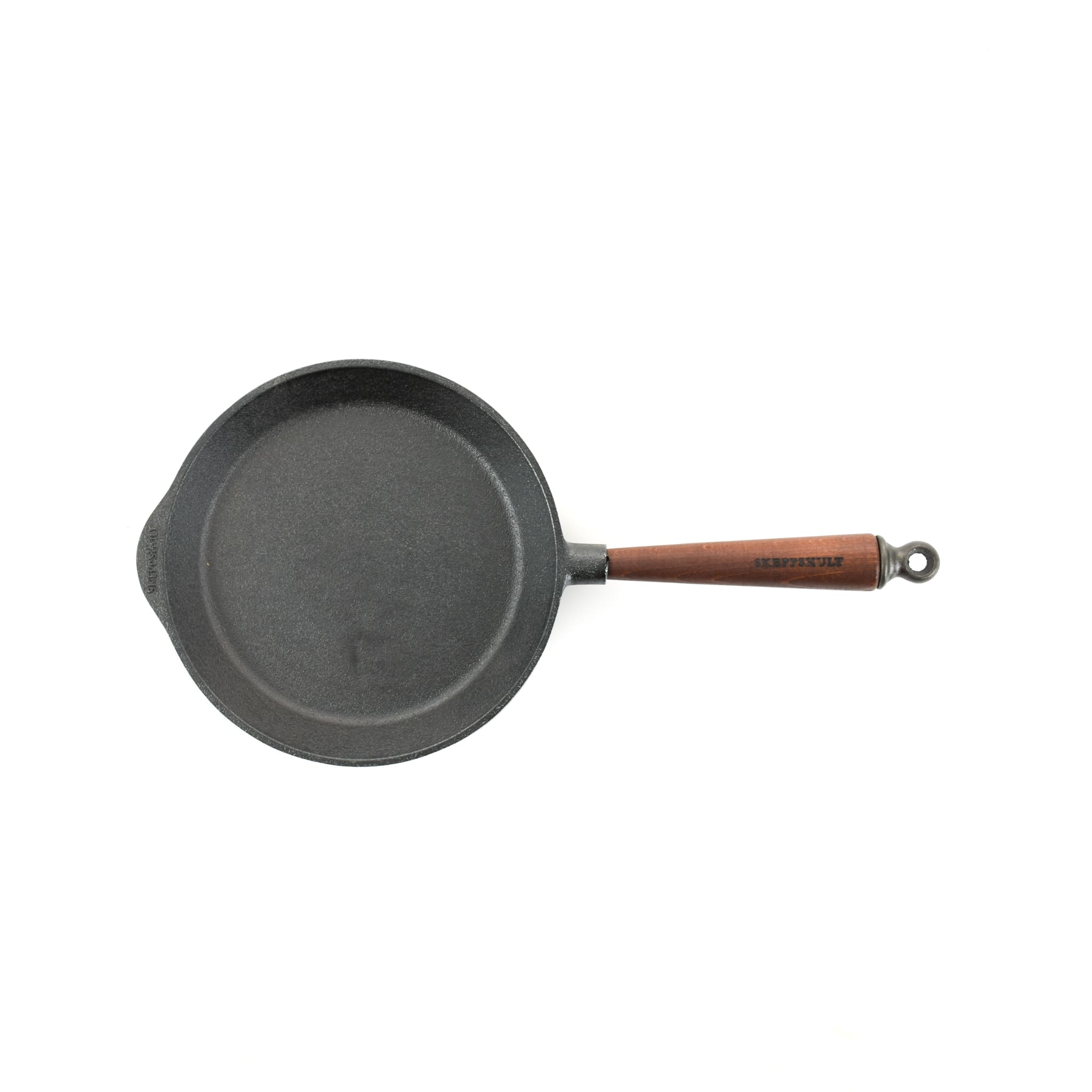 Skeppshult Traditional Cast Iron Frying Pan