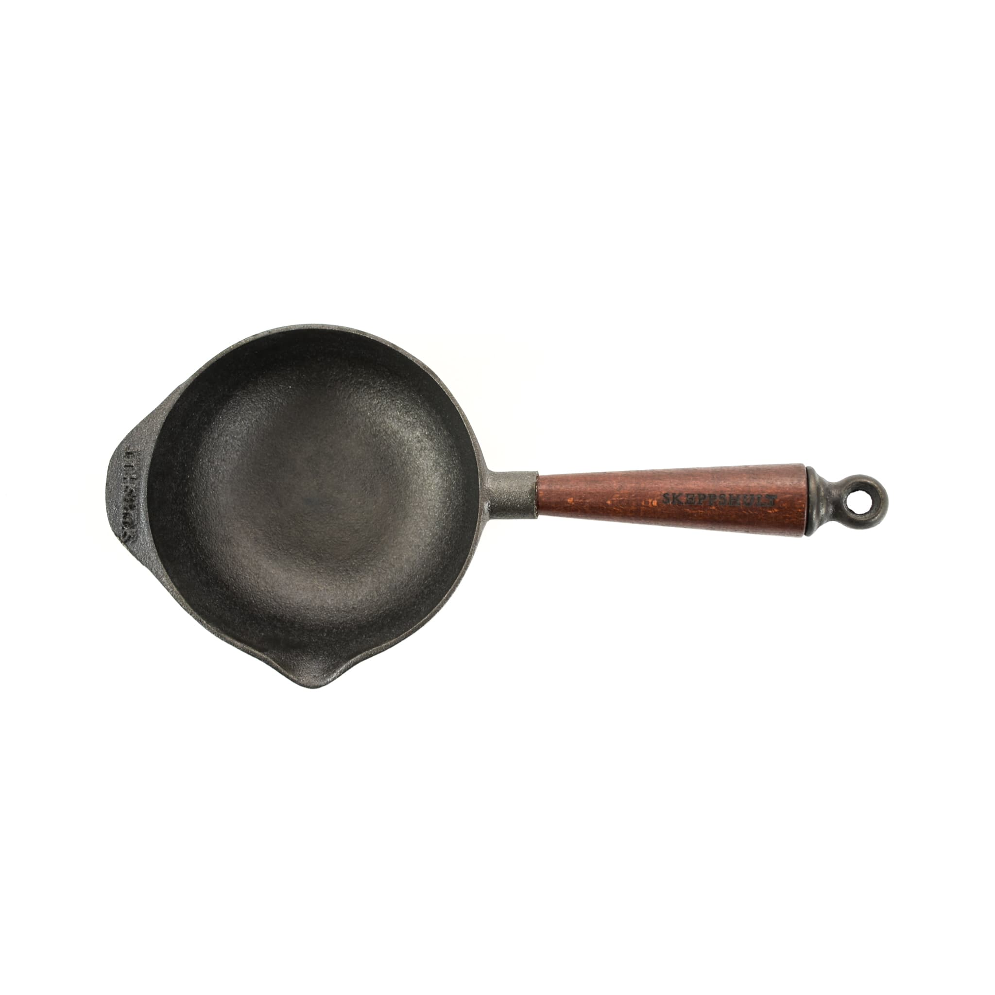 Skeppshult Traditional Cast Iron Saucepan 1 litre