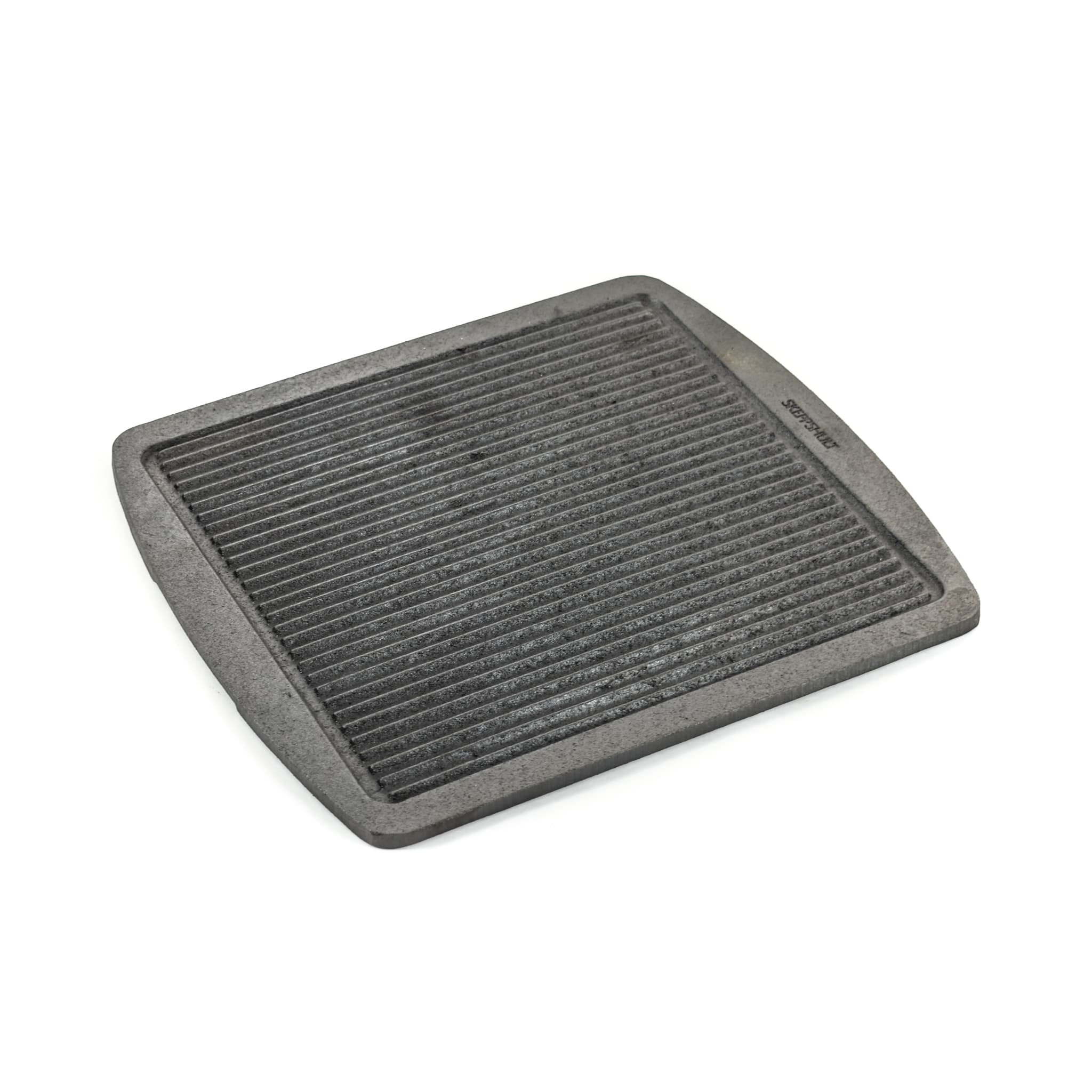 Skeppshult Cast Iron Reversible Grill & Frying Plate 35cm