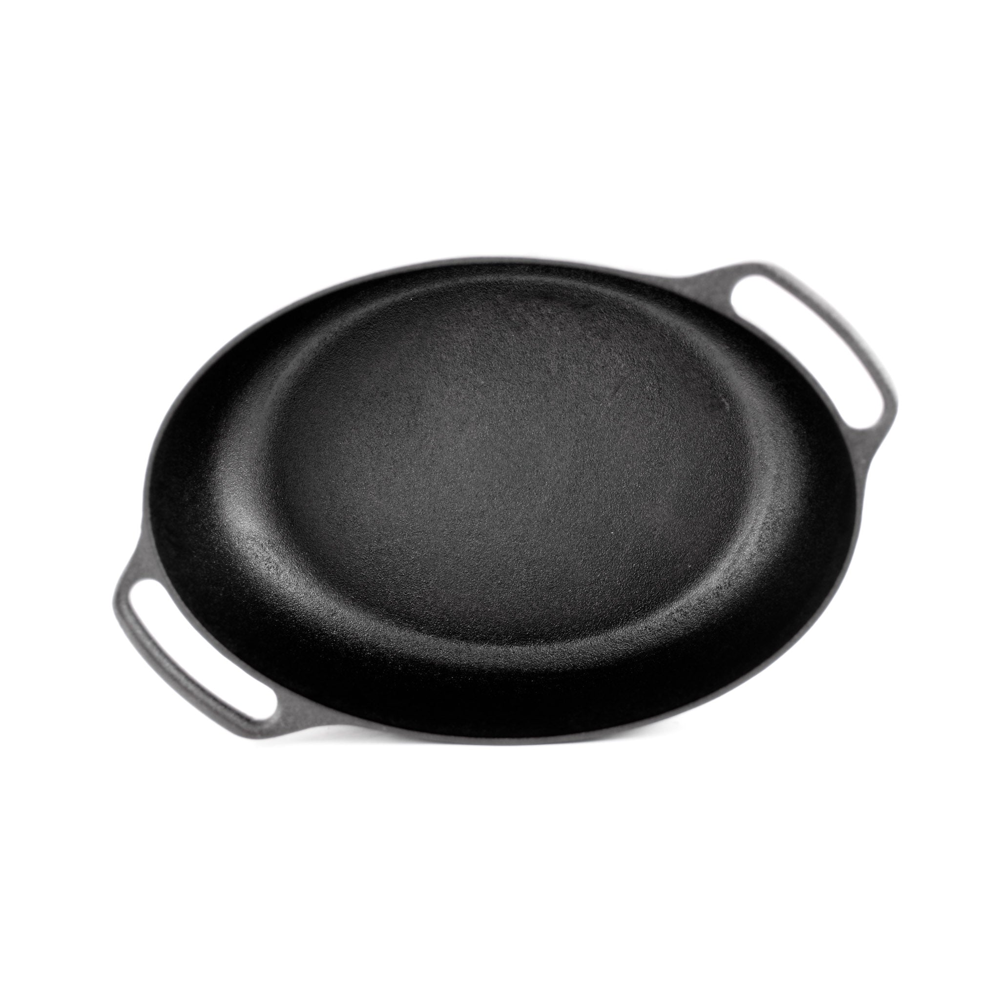 Skeppshult Cast Iron Oval Casserole Dish