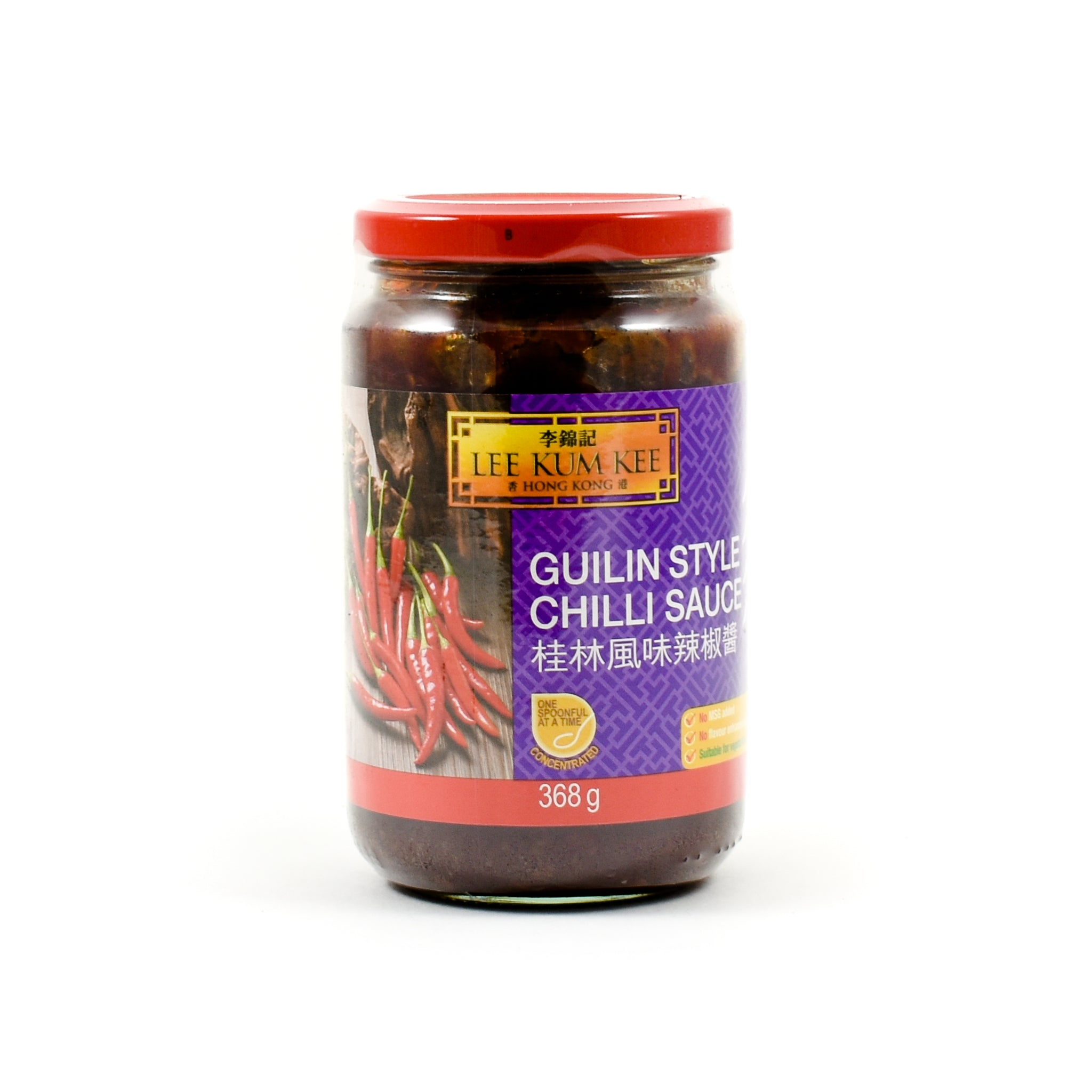 Lee Kum Kee Guilin Chilli Sauce 368g Ingredients Sauces & Condiments Asian Sauces & Condiments Chinese Food