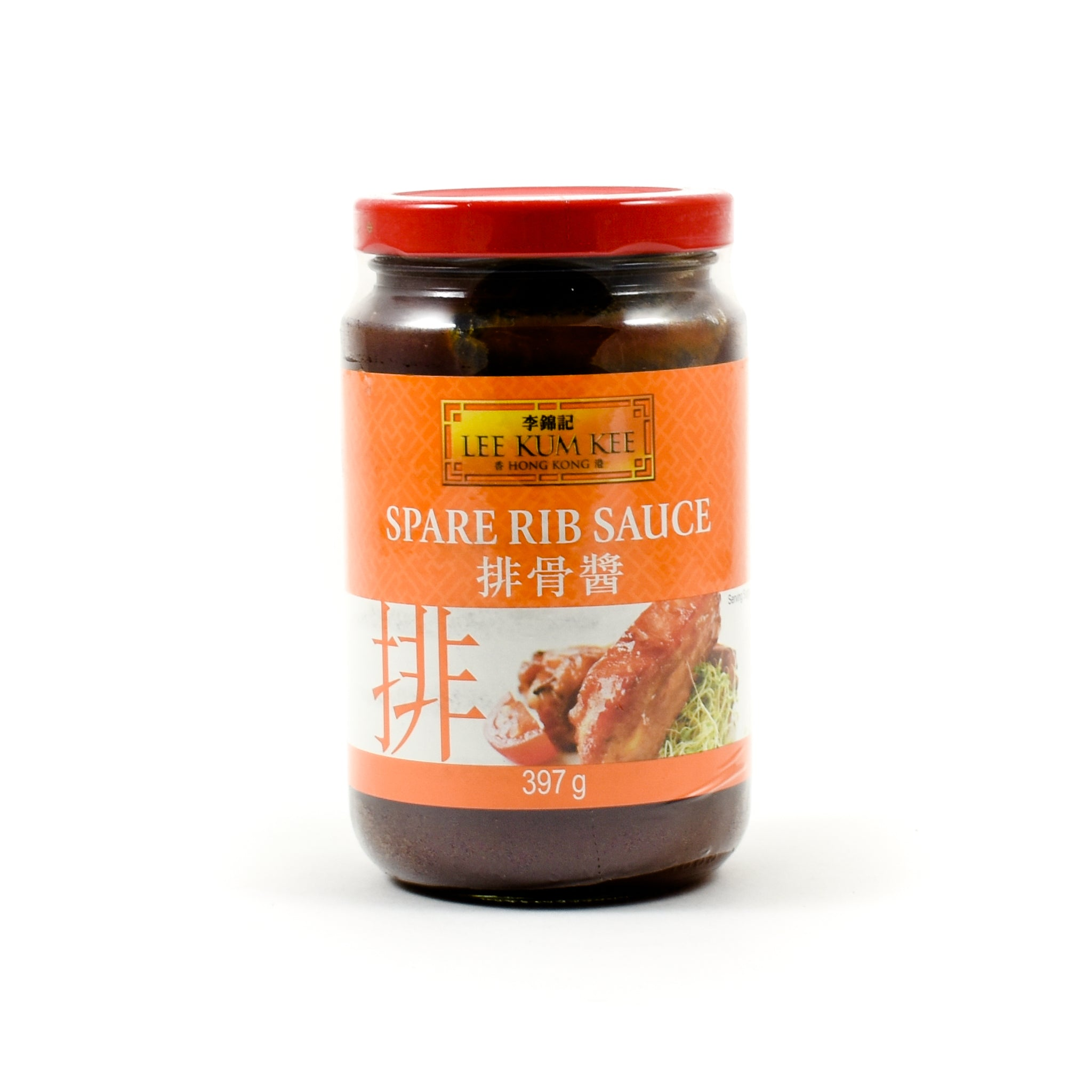 Lee Kum Kee Spare Rib Sauce 397g Ingredients Sauces & Condiments Asian Sauces & Condiments Chinese Food