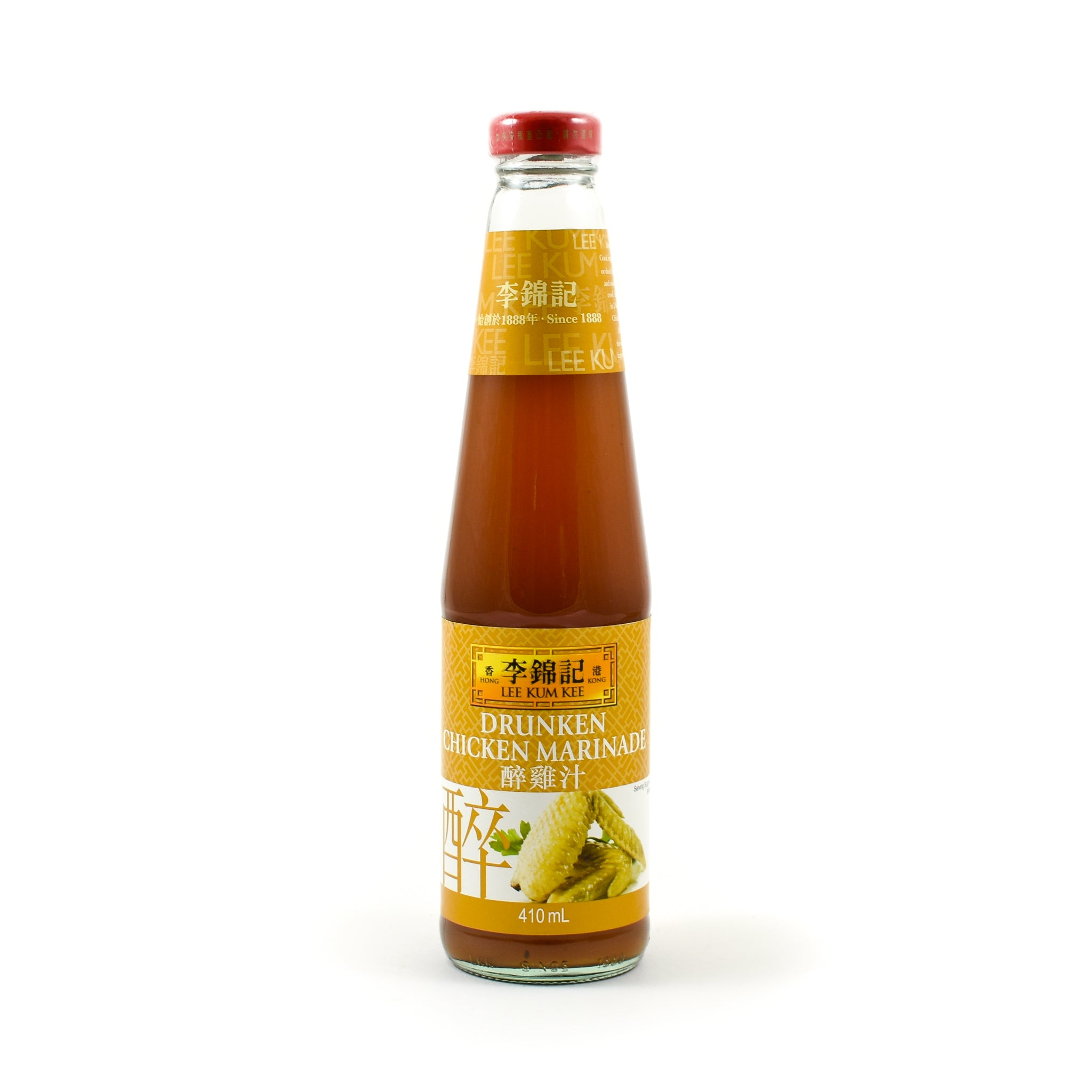 Lee Kum Kee Drunken Chicken Marinade 410ml Ingredients Sauces & Condiments Asian Sauces & Condiments Chinese Food