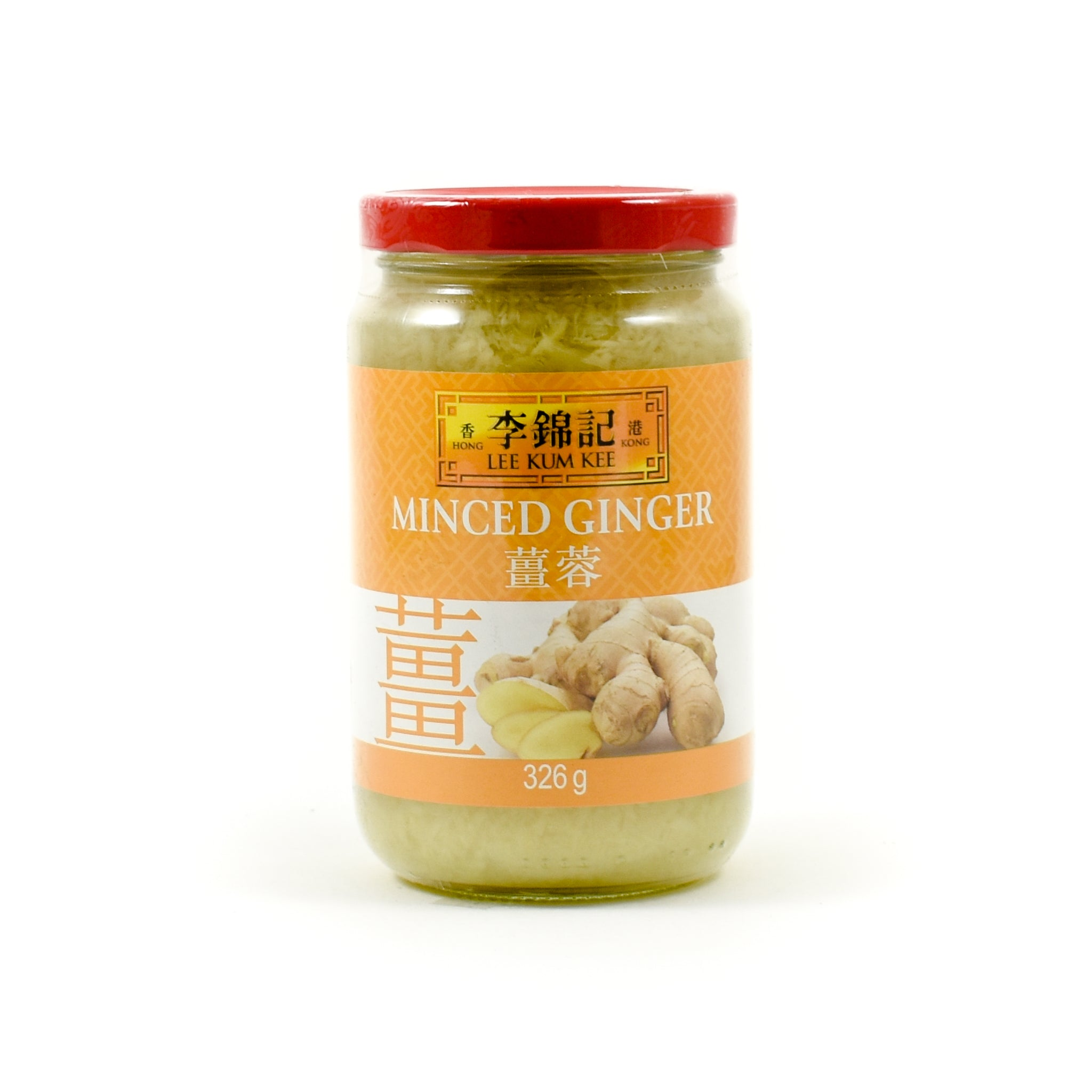 Lee Kum Kee Minced Ginger 326g Ingredients Sauces & Condiments Asian Sauces & Condiments Chinese Food