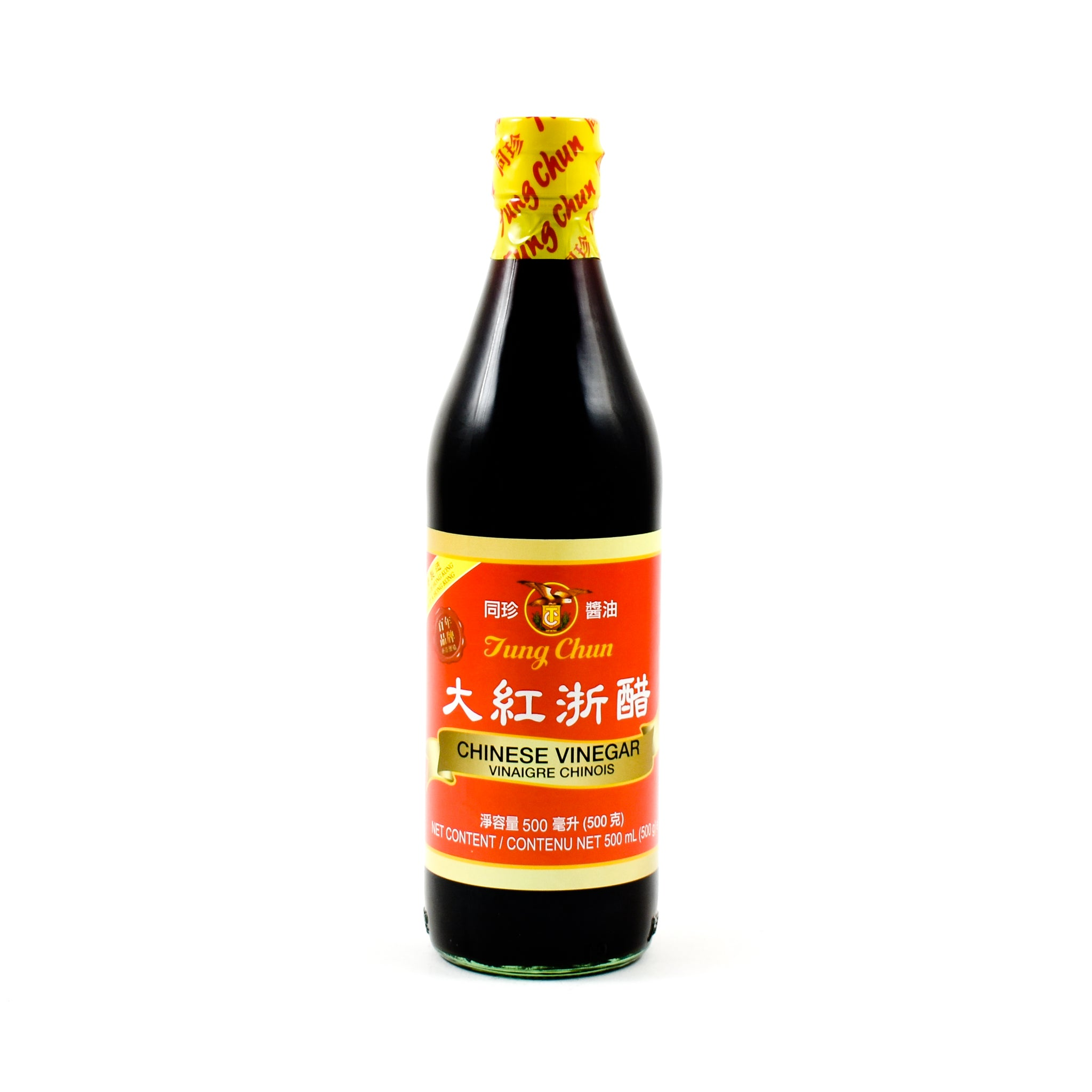 Tung Chun Red Vinegar 500ml Ingredients Oils & Vinegars Chinese Food
