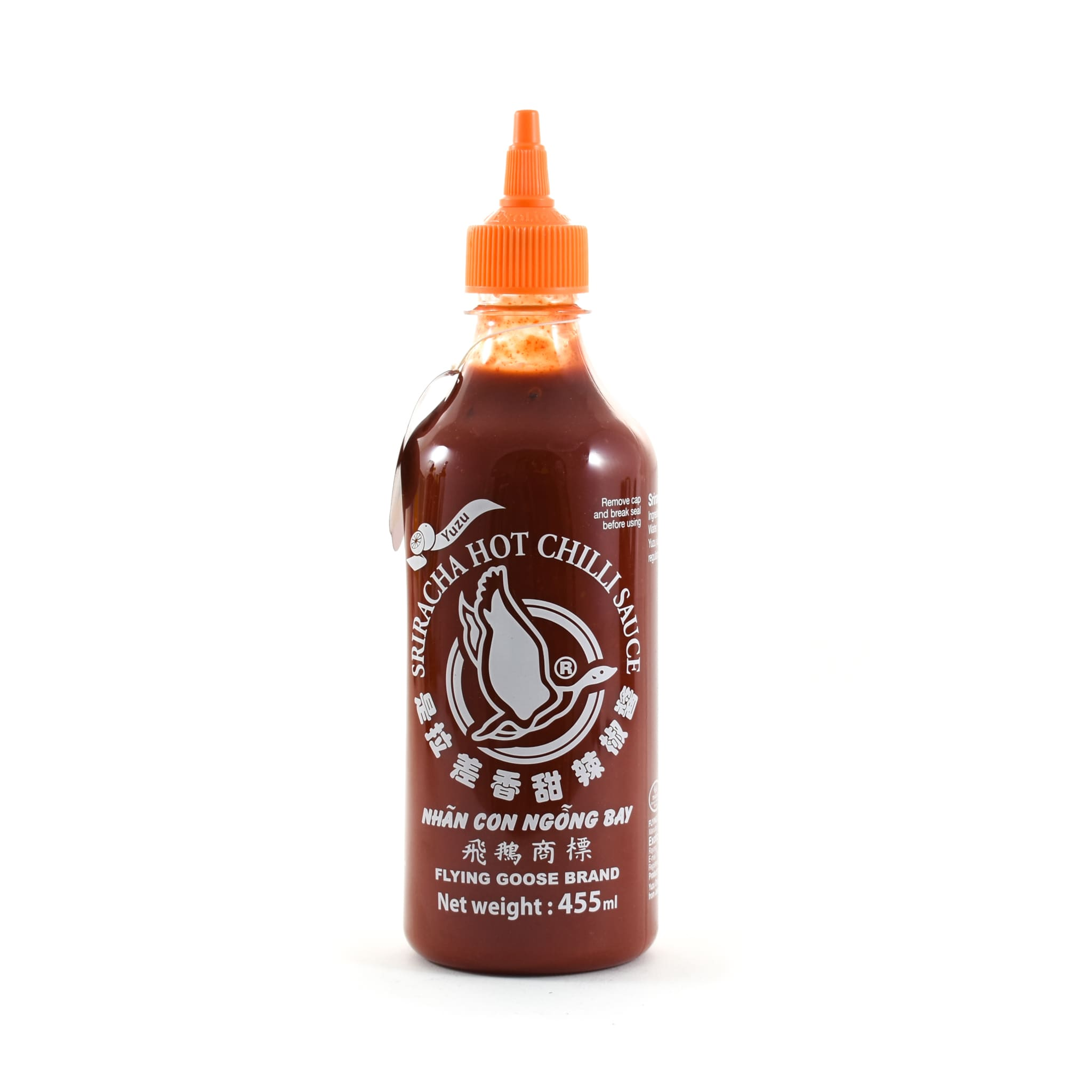 Flying Goose Sriracha Yuzu 455ml