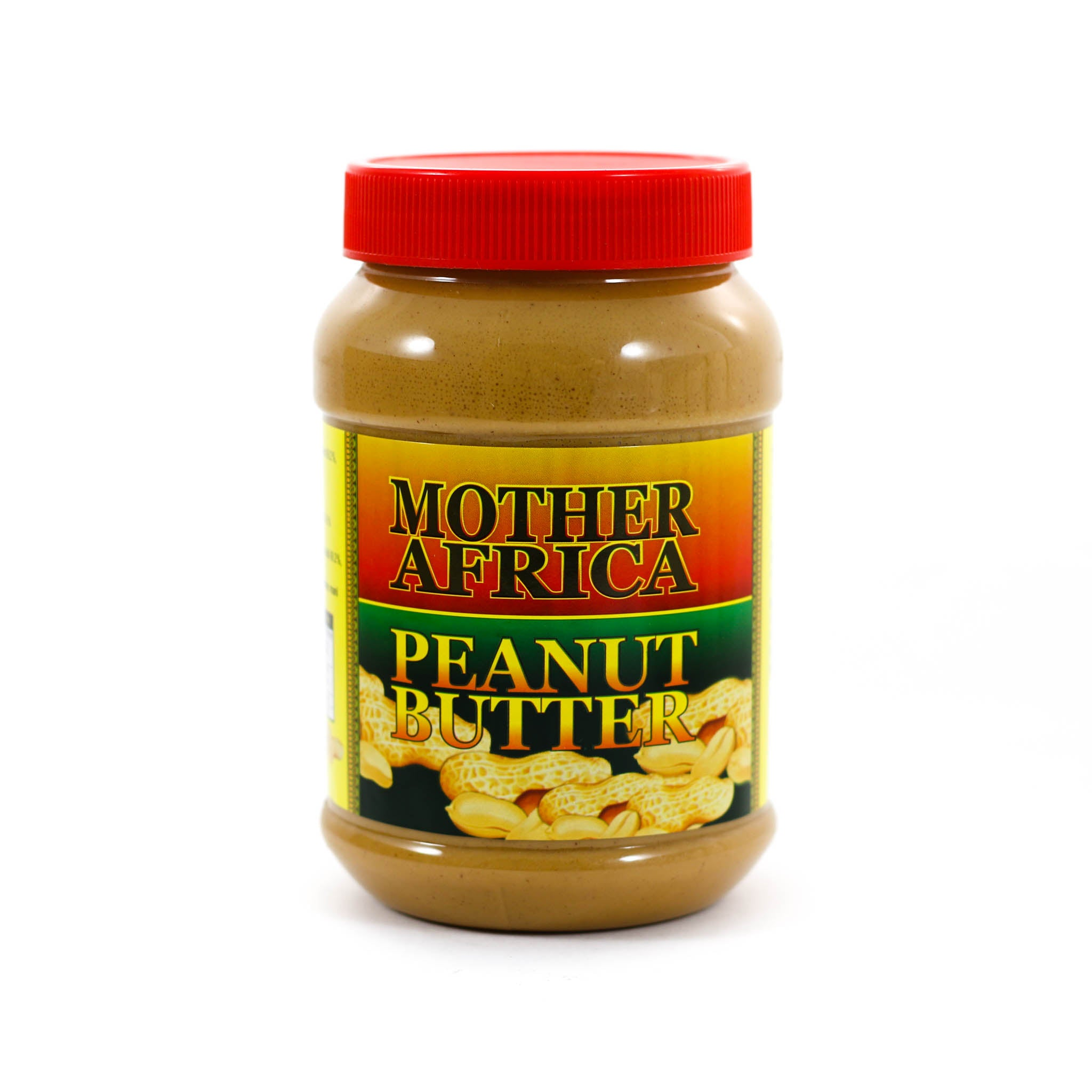 Mother Africa Natural Peanut Butter 1kg