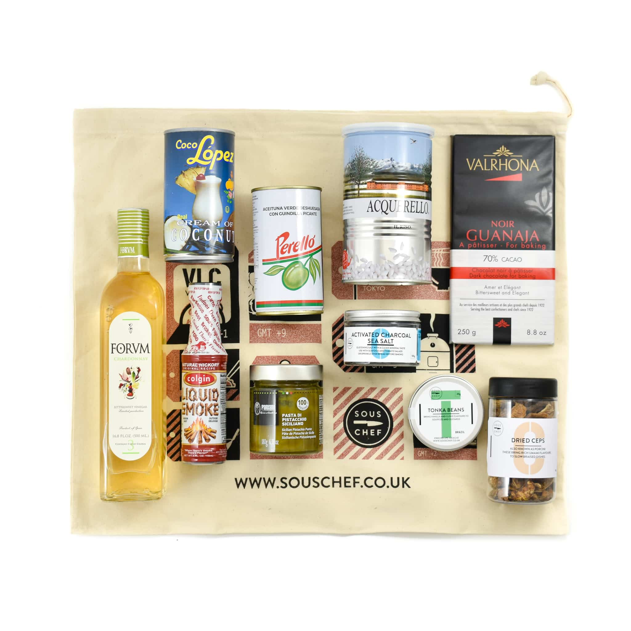Sous Chef Cult Ingredient Collection Gift Bag