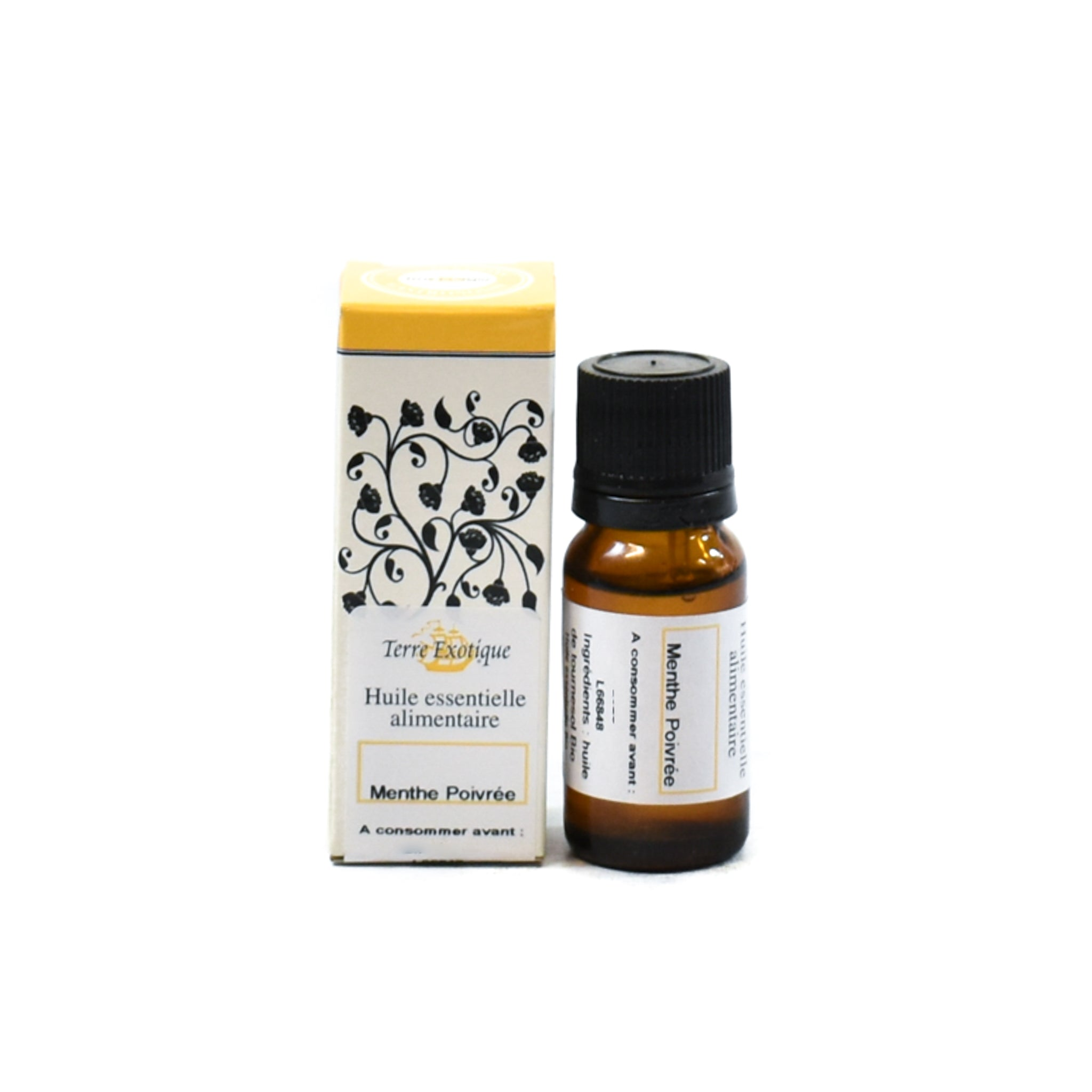 Peppermint Essential Oil For Cooking
