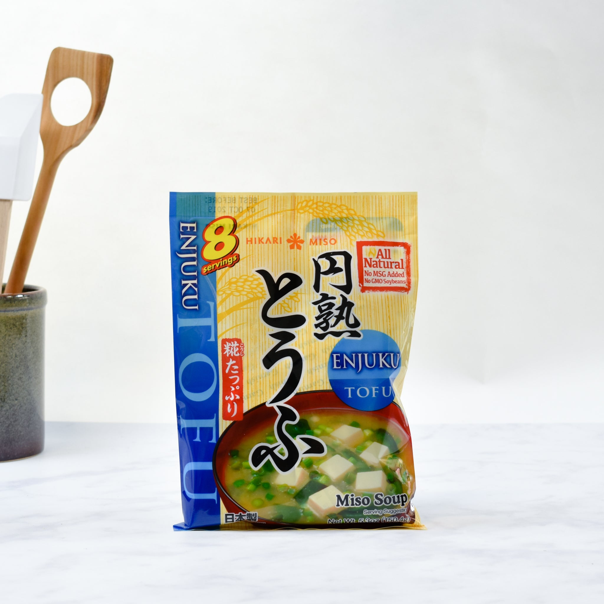 Instant Miso Soup With Tofu 8 x 22g servings