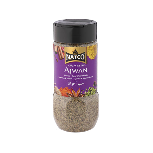 Natco Ajwan Seeds 100g Ingredients Seasonings Indian Food