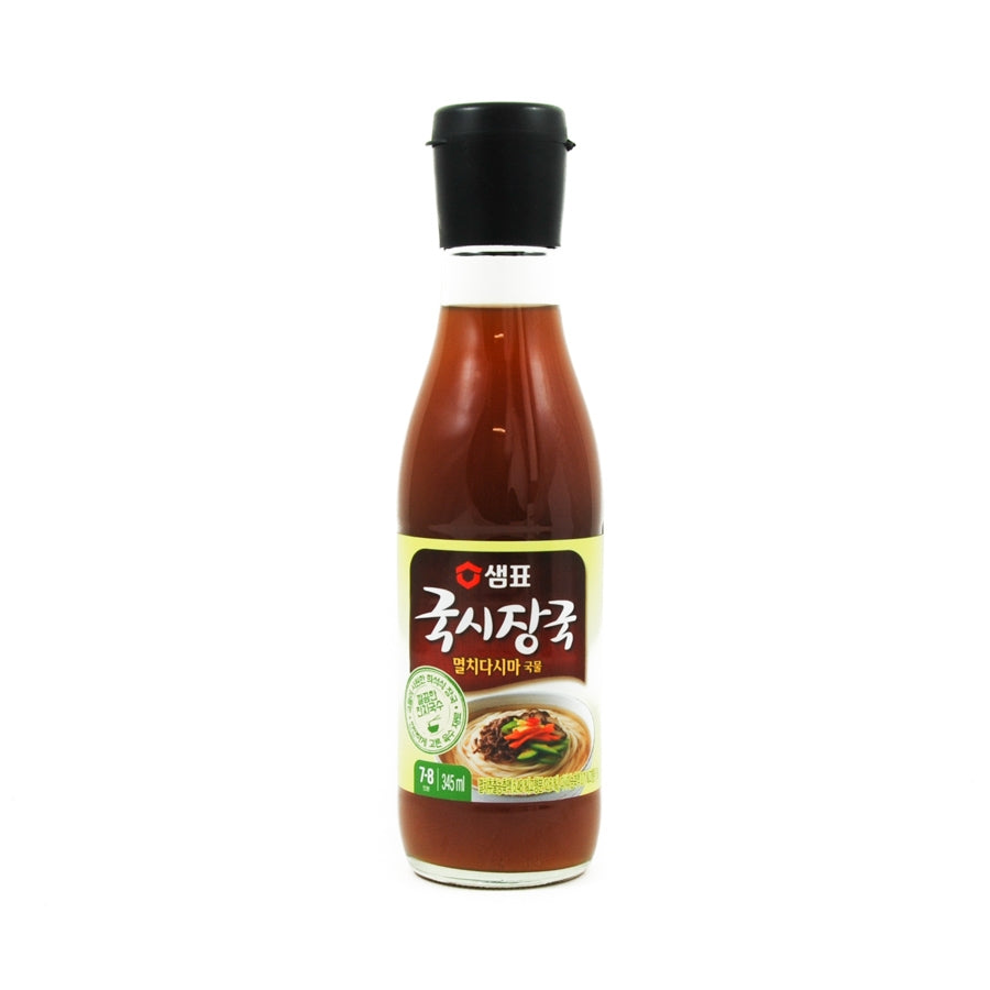 Sempio Anchovy Kombu Flavour Soup Base 345ml Ingredients Seasonings Korean Food